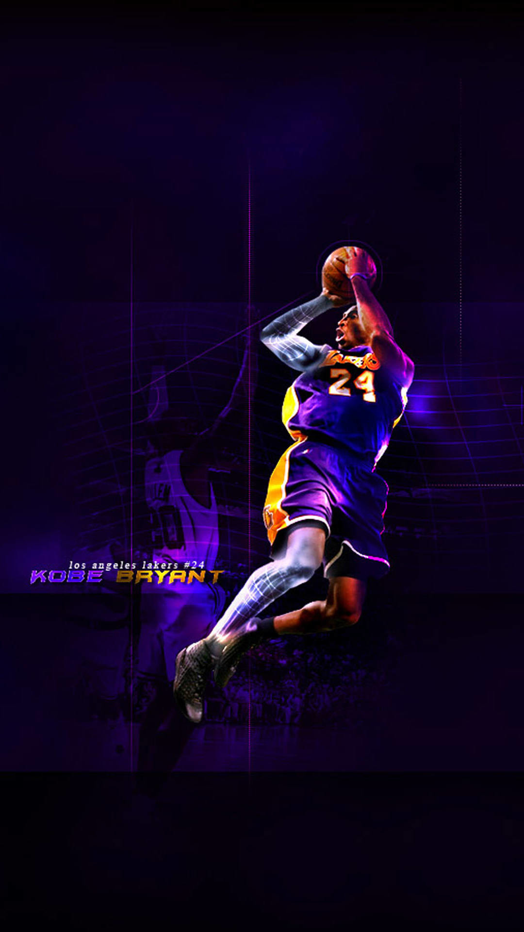 1080x1920 30 Kobe Bryant Wallpapers HD For IPhone 2016