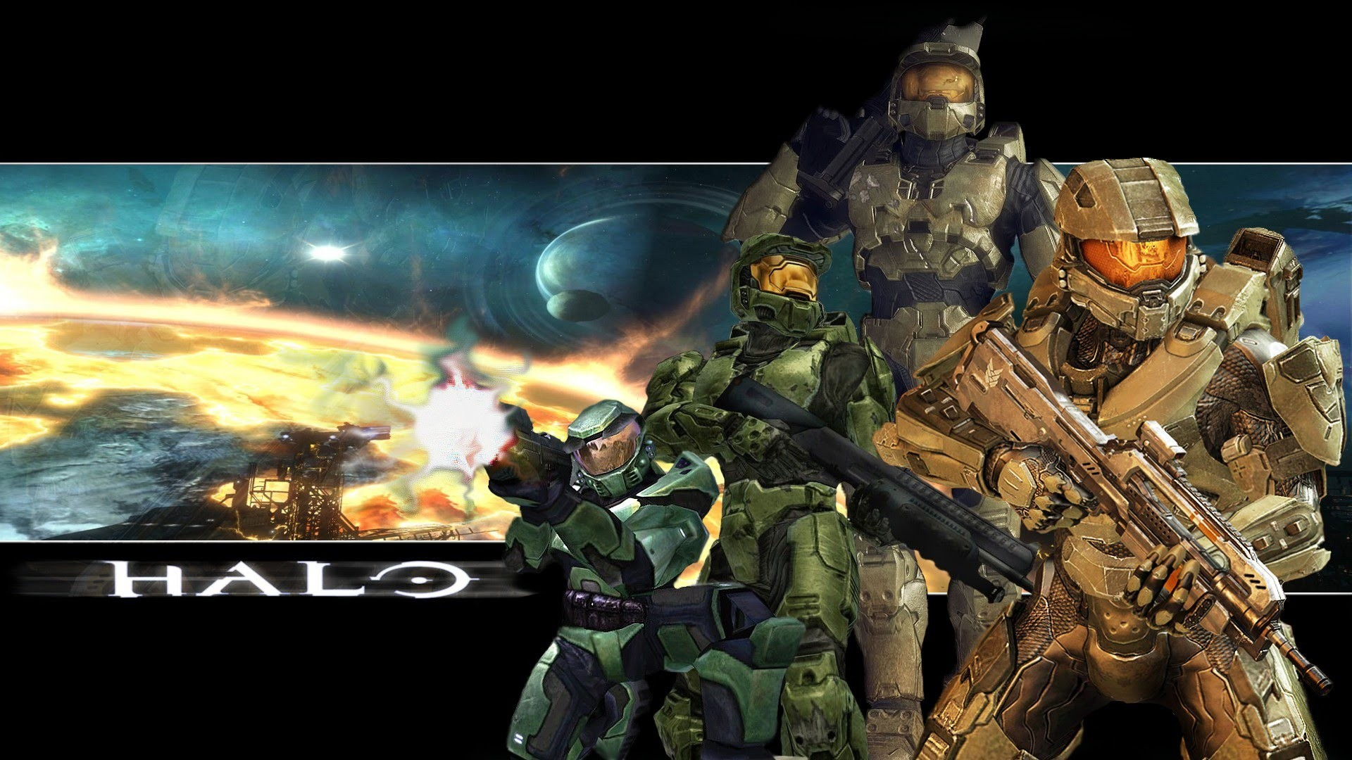 1920x1080 The sad reality of the Master chief Collection | LateNightGaming Discussion  - YouTube