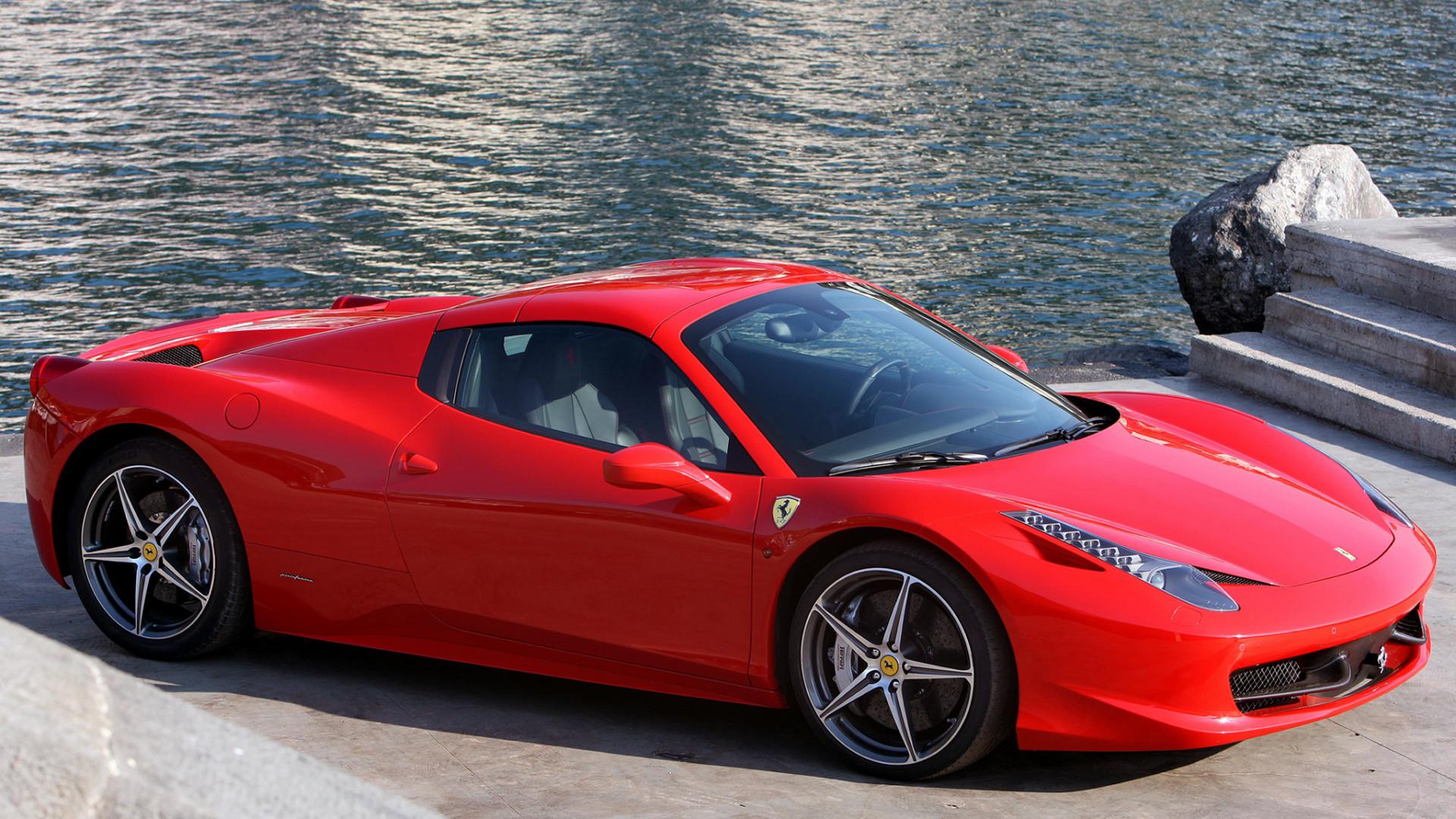 Download Ferrari 458 Italia Liberty Walk Wallpaper In Blakc N White  Pictures