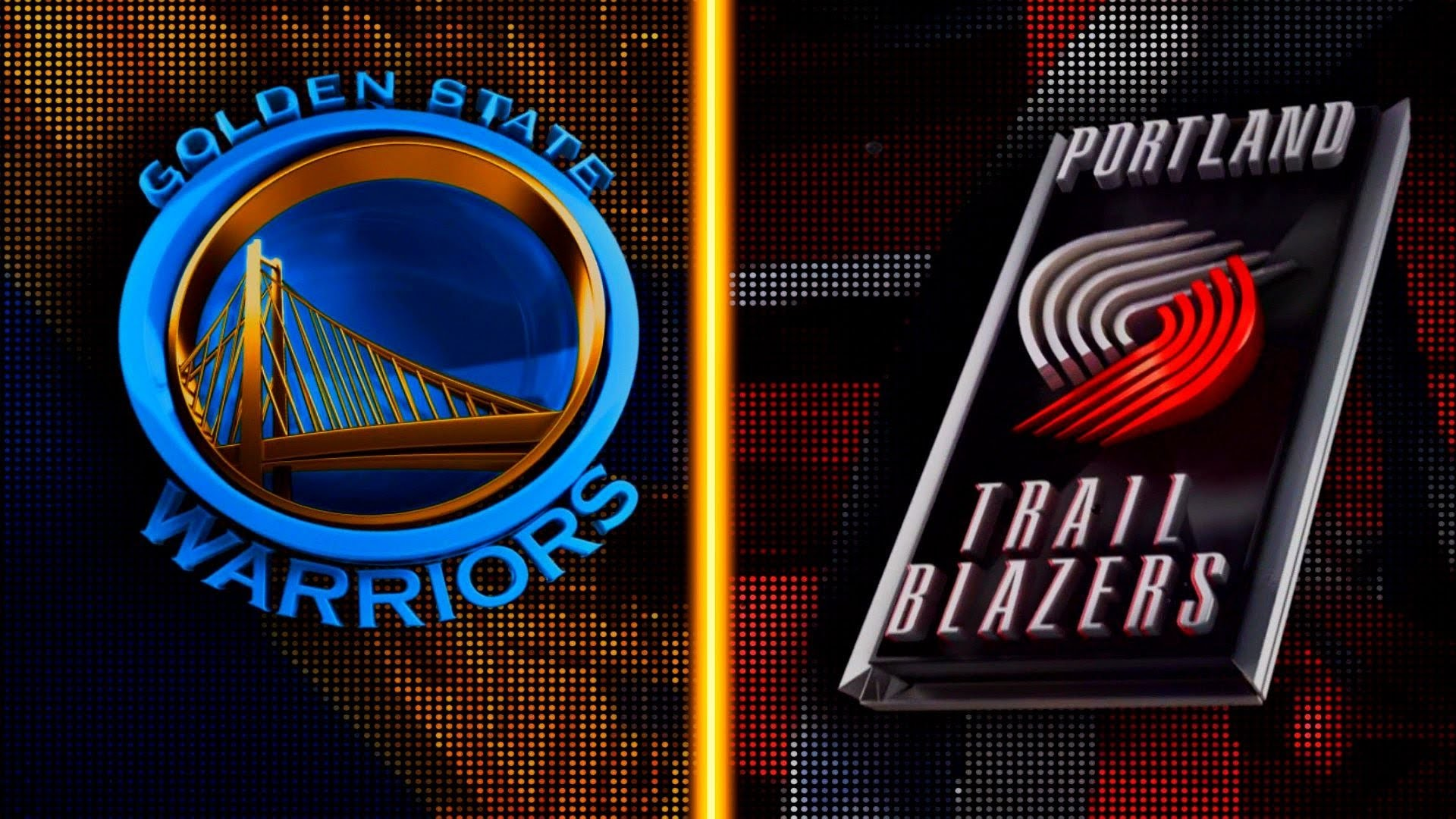 1920x1080 Portland Trail Blazers (120) vs Golden State Warriors (108) Playoffs Game 3  Highlights (May 7, 2016)