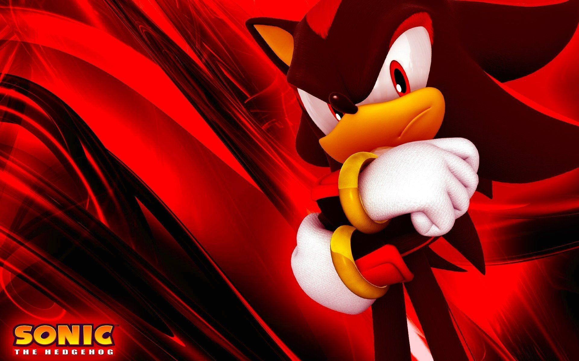 1920x1200 44 Shadow The Hedgehog HD Wallpapers | Backgrounds - Wallpaper Abyss