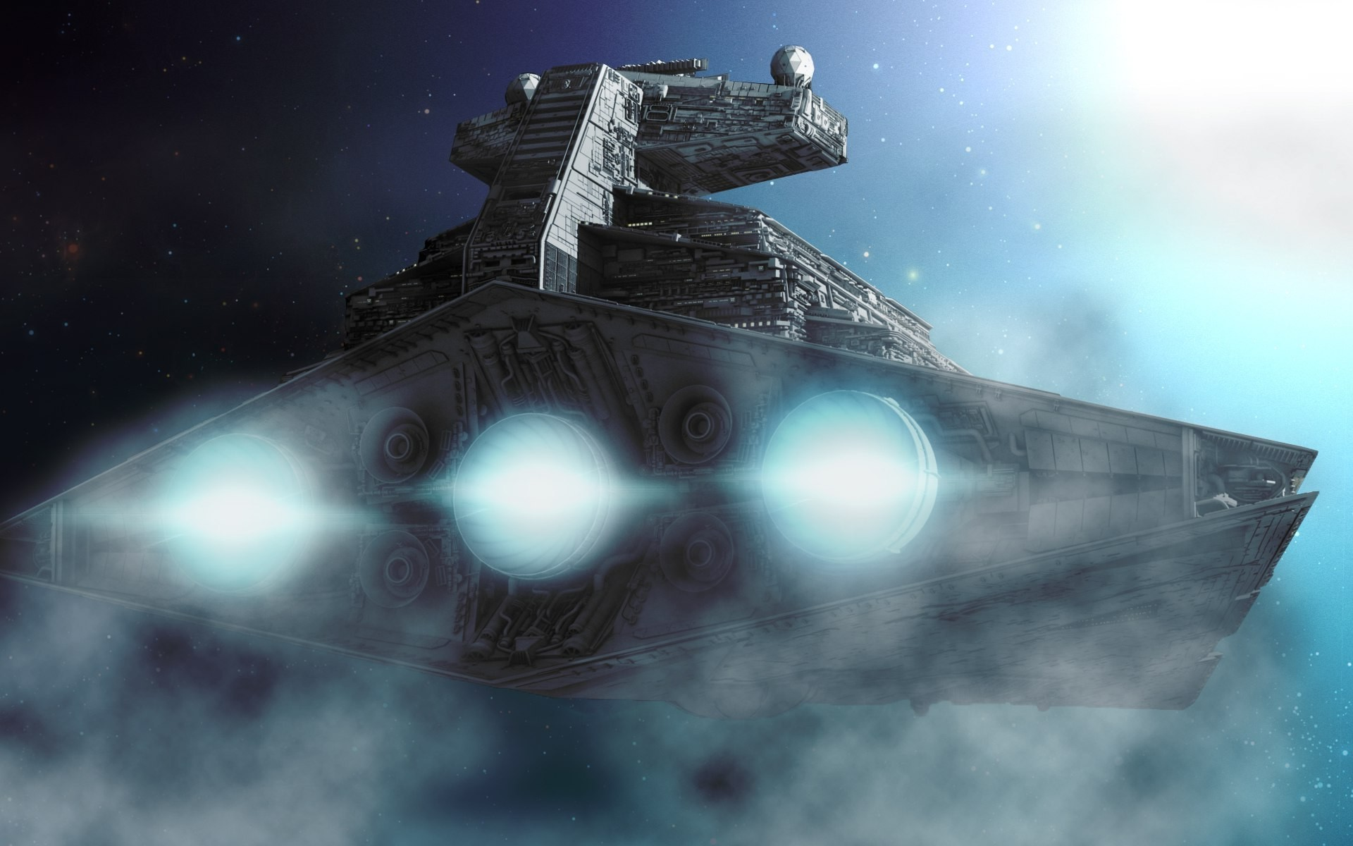1920x1200 Star Wars, Star Destroyer Wallpapers HD / Desktop and Mobile Backgrounds