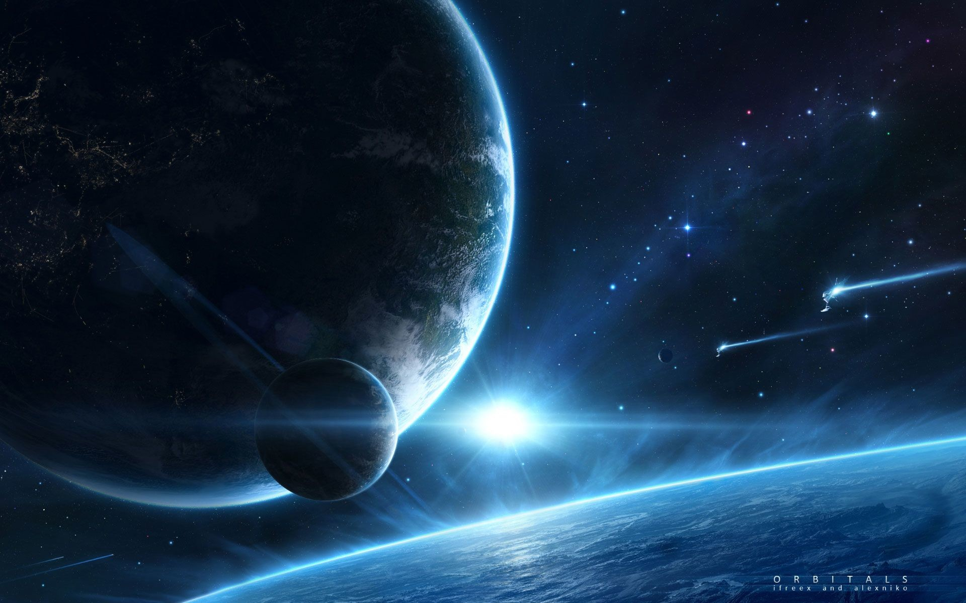Space wallpaper hd widescreen 62 images - Space wallpaper desktop ...