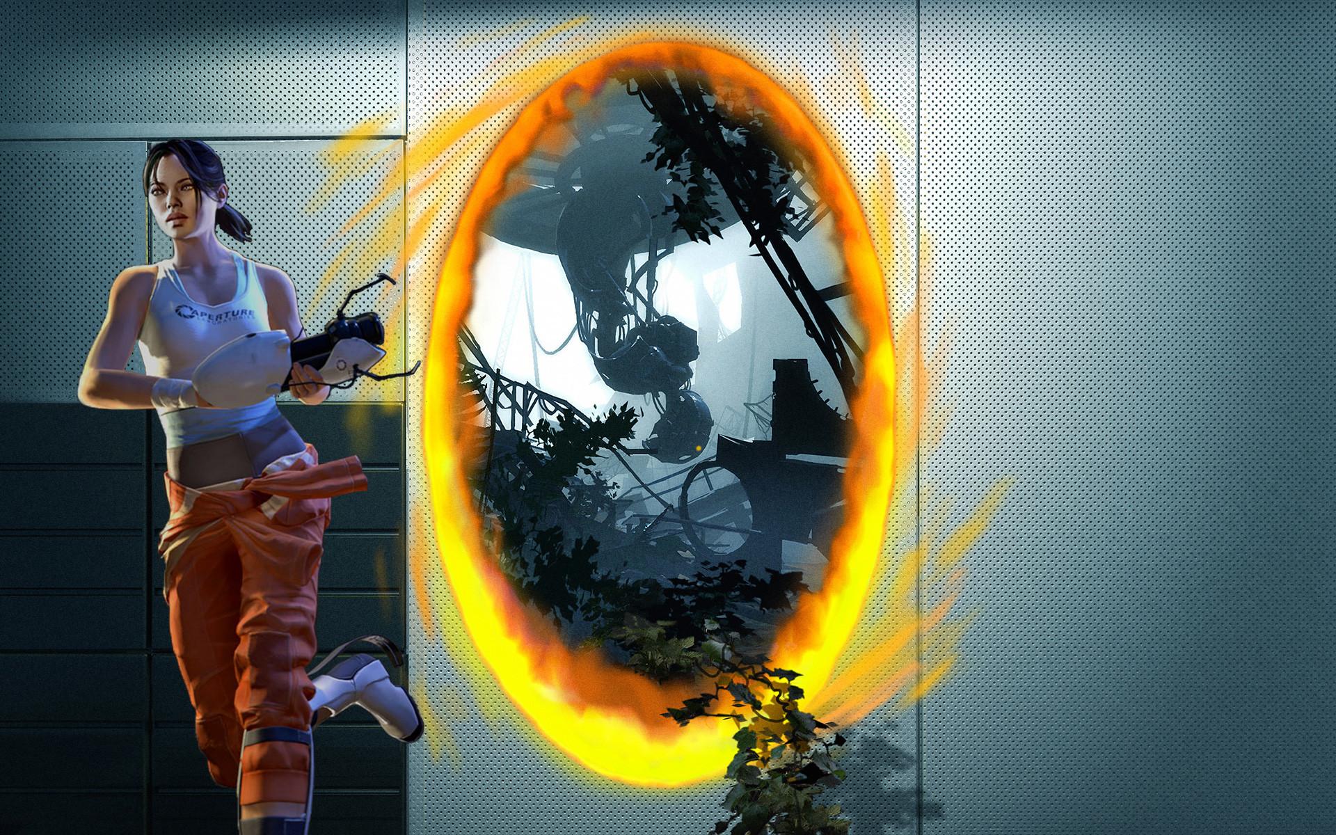 Portal Desktop Wallpaper 84 Images