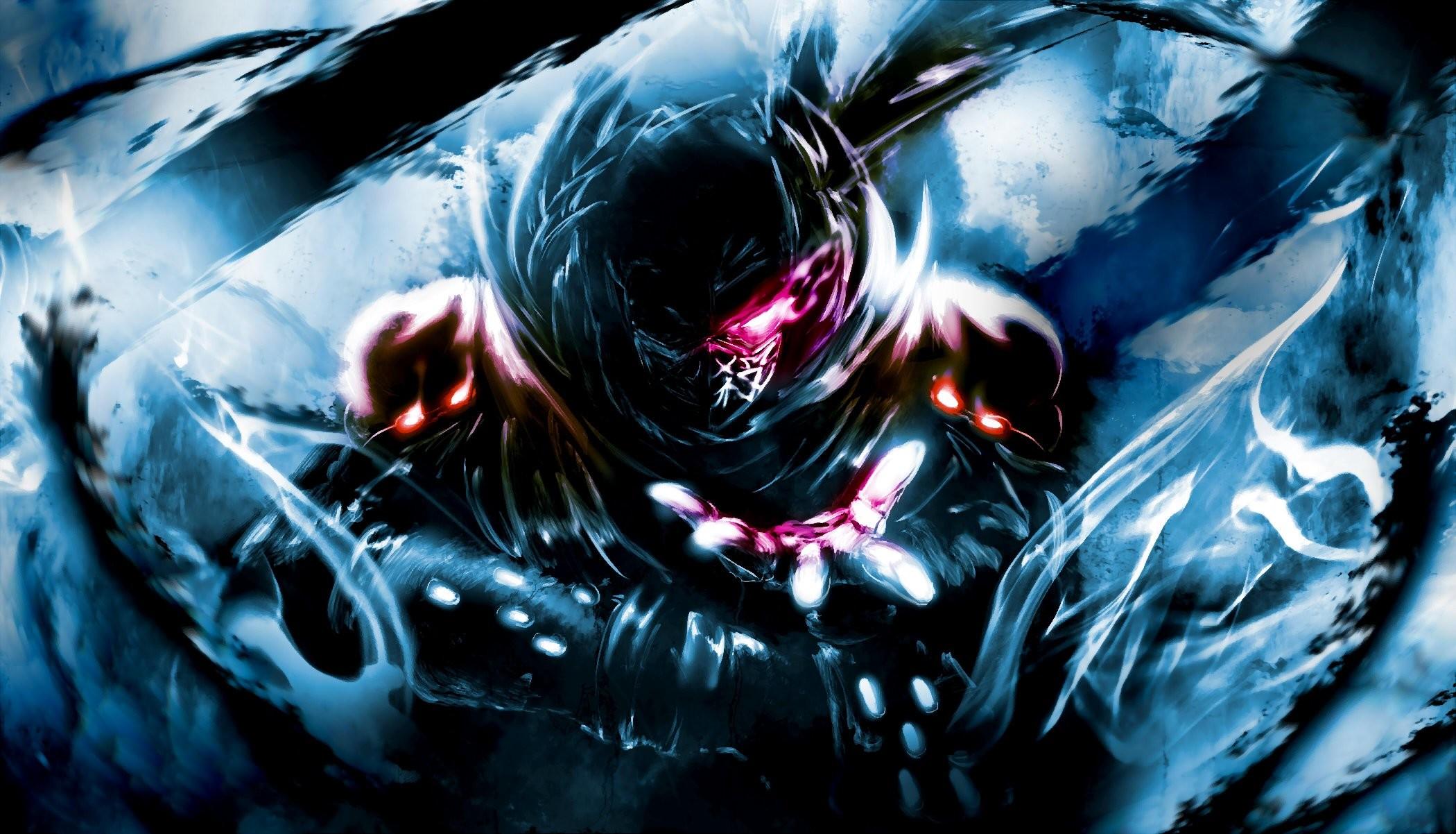 Women Warrior Artwork Sword Rain Cyberpunk Cyberpunk: Anime Warrior Wallpaper (80+ Images