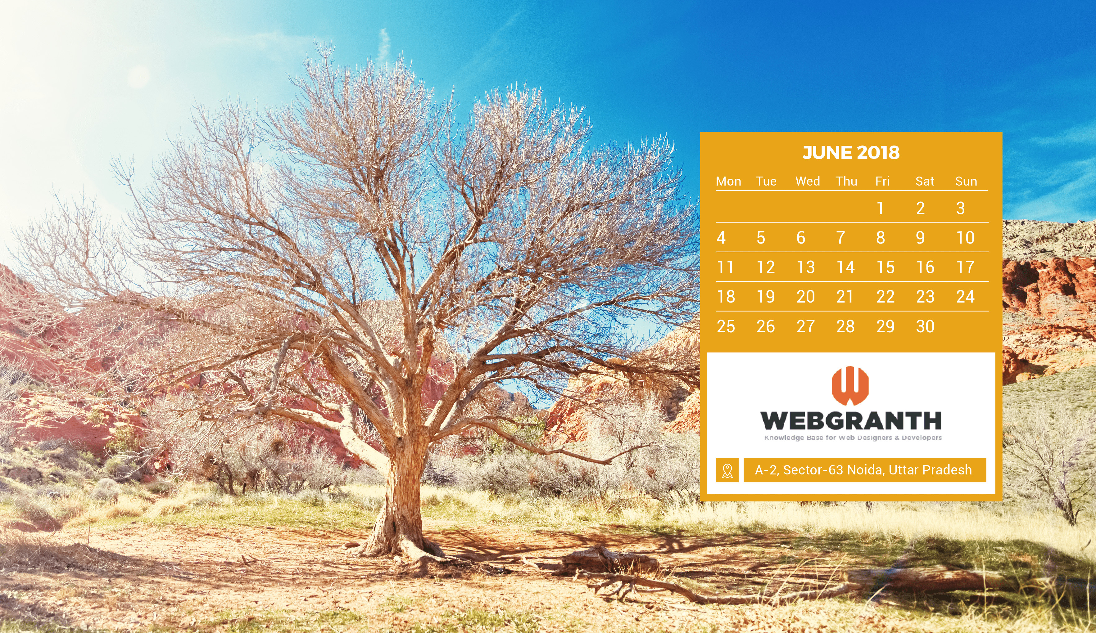 3530x2040 HD-2018-june-Calendar-Wallpaper