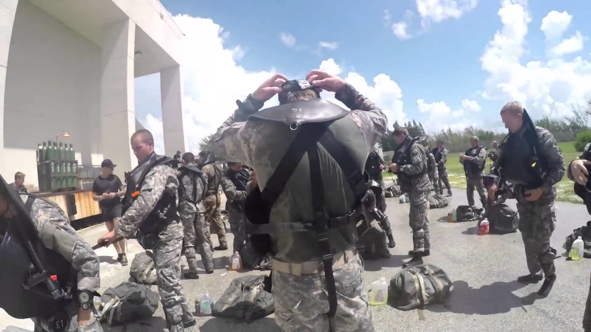 1920x1080 A look at the U.S. Army Special Forces Underwater Operations School -  YouTube