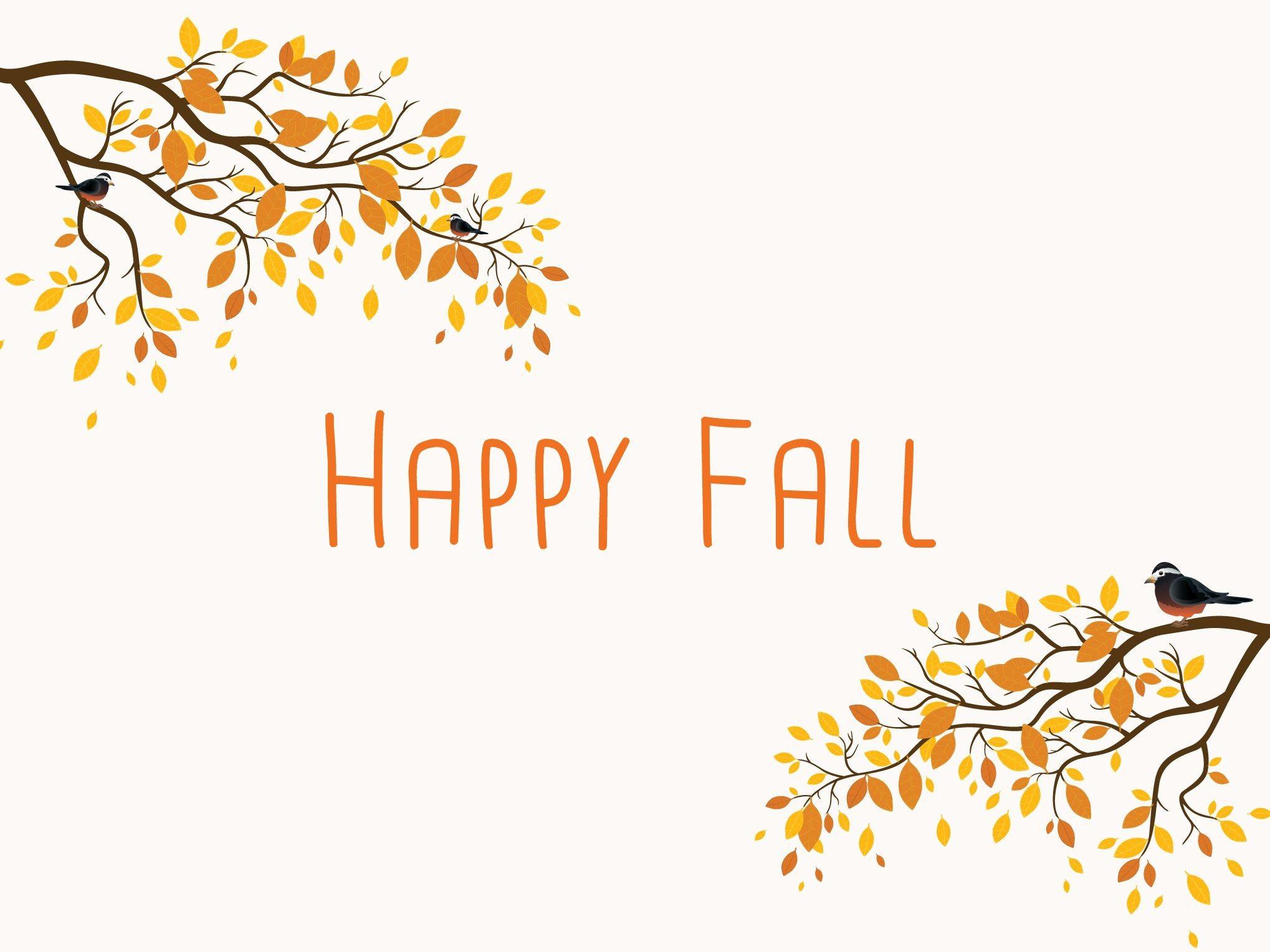 Cute Fall Wallpaper For Desktop - Wall