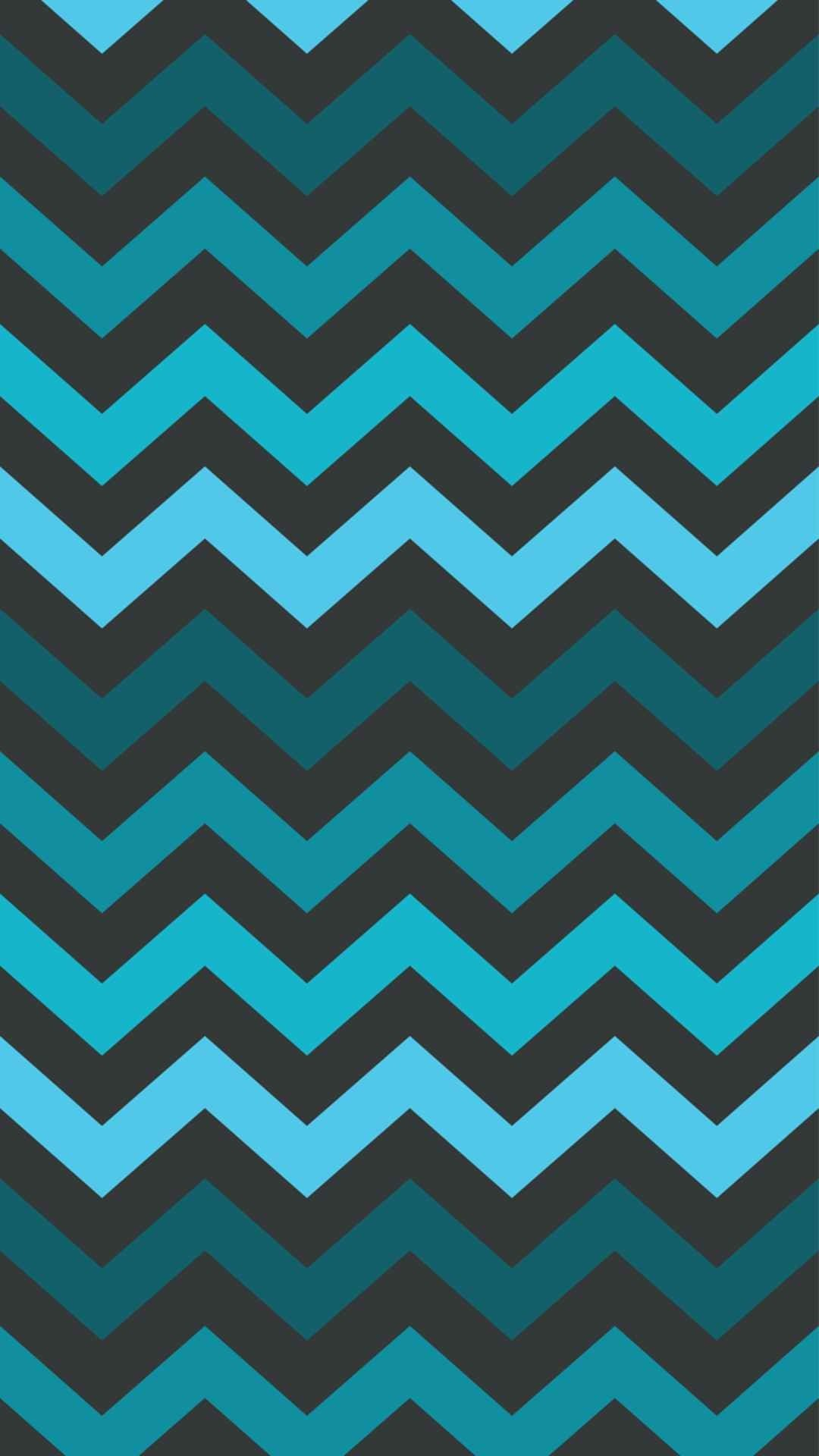 1080x1920 Chevron Dim Blue and Black iPhone 6 Plus Wallpaper - Zigzag Pattern, #iPhone  #