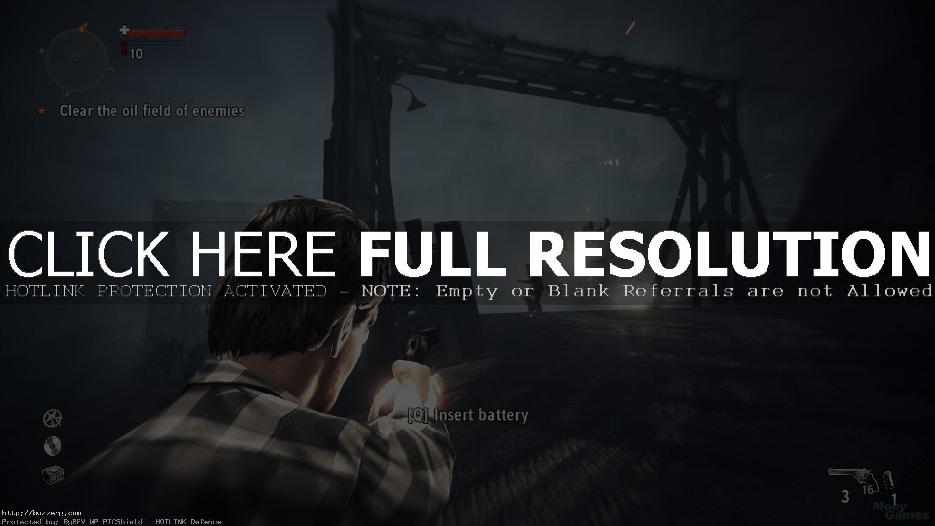 1920x1080 Alan Wake American Nightmare (id: 88418)