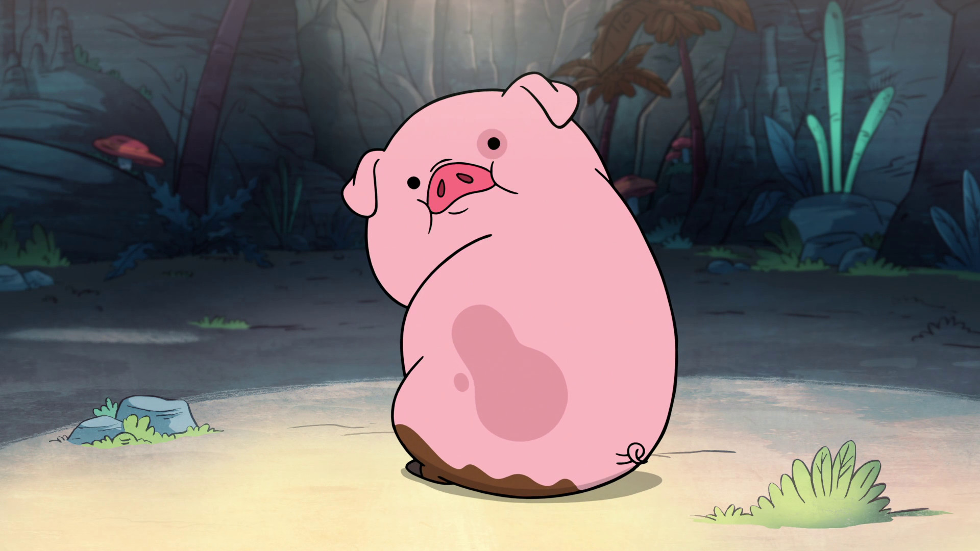 1920x1080 Image - S1e18 Cute Waddles.png | Gravity Falls Wiki | FANDOM powered by  Wikia