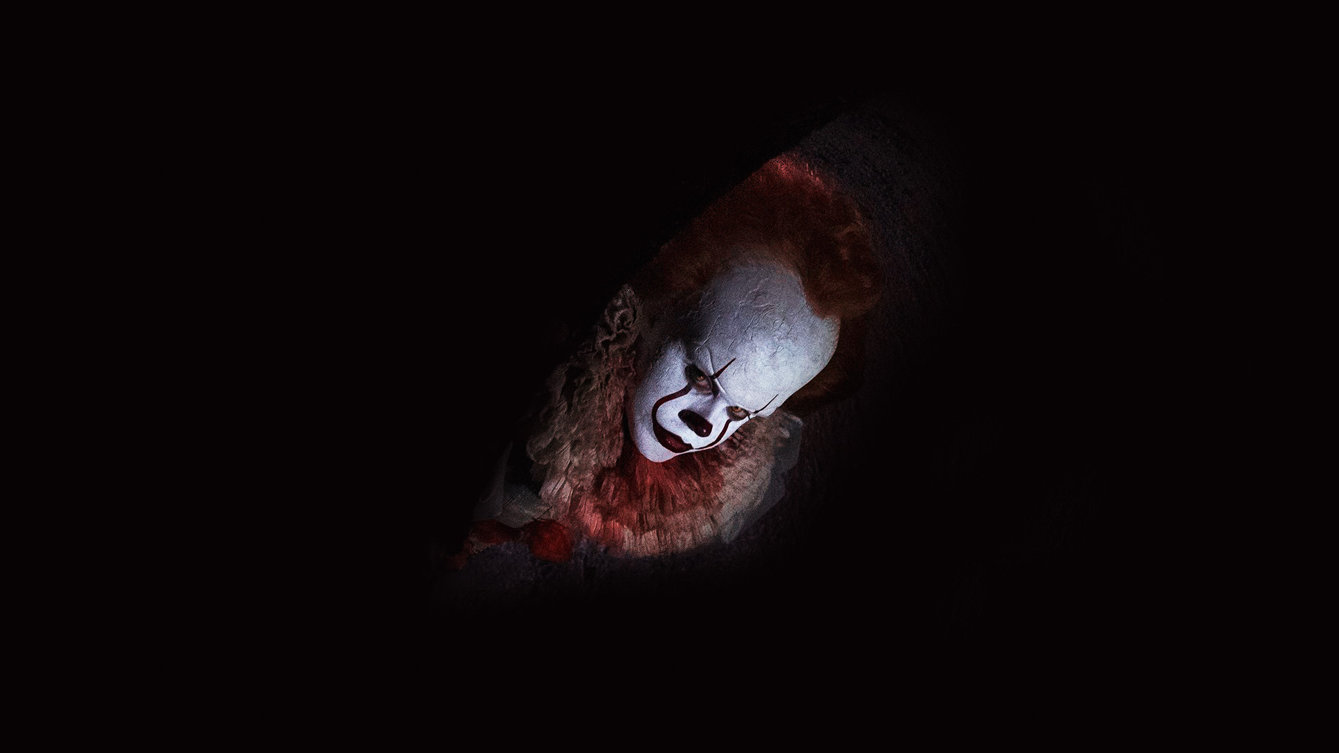 1920x1080 Clown It Pennywise Scary · HD Wallpaper | Background ID:787471