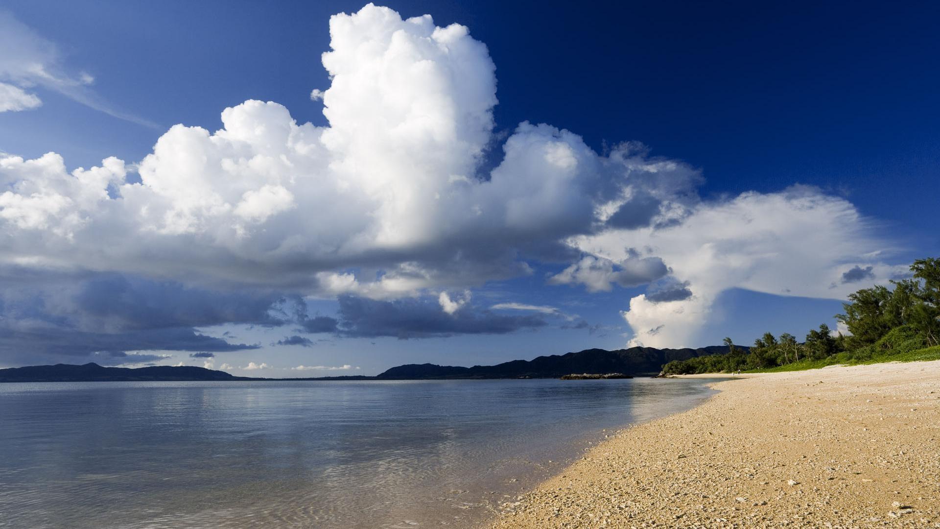 Tropical Beach Desktop Wallpapers Group 83: HD Beach Desktop Backgrounds (61+ Images