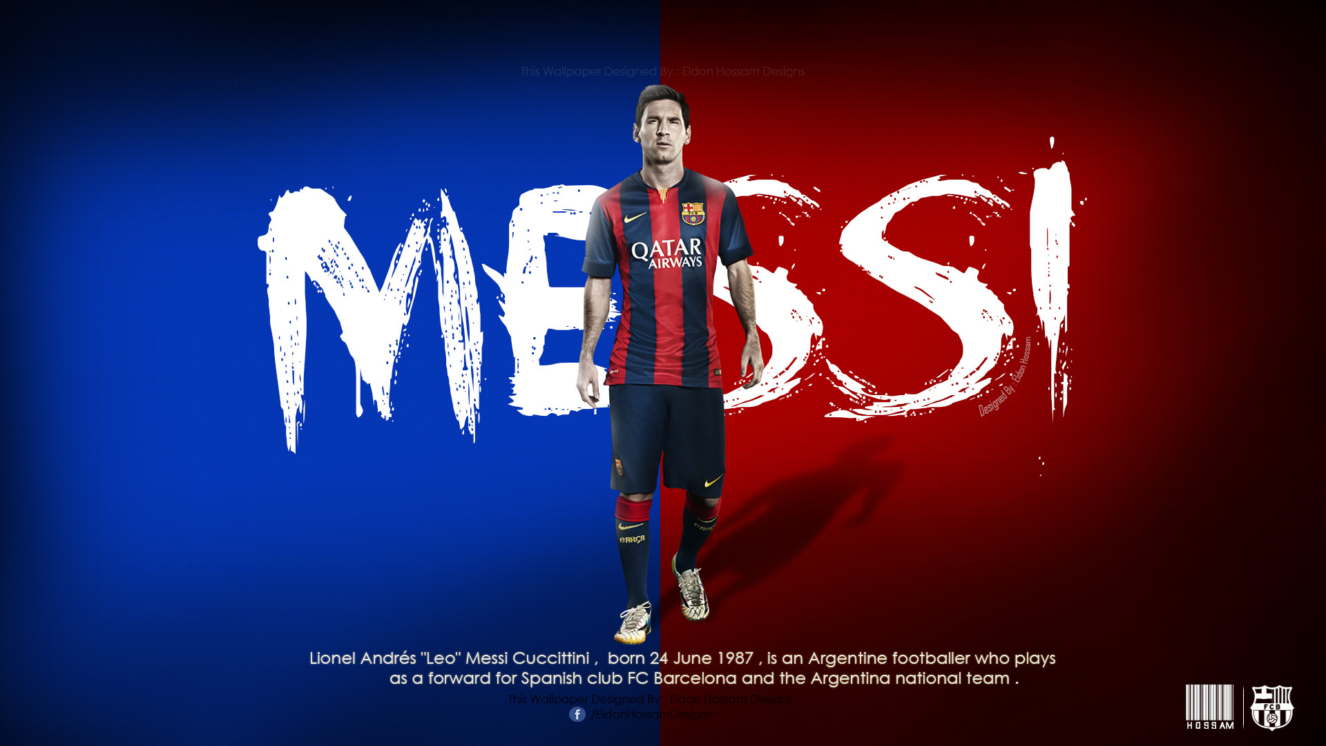 Messi Logo Wallpapers (75+ Images