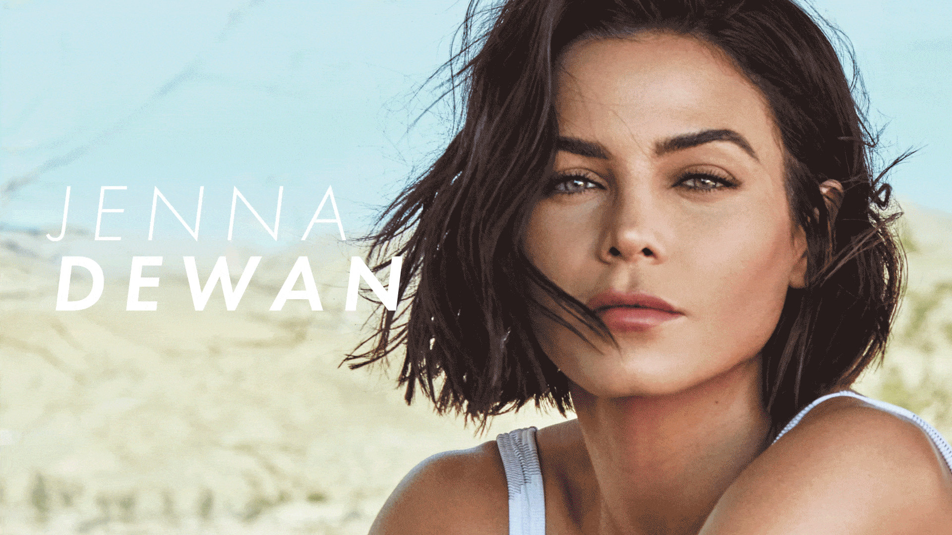 1920x1080 Jenna Dewan Covers Our January Issue and Talks Heartbreak, Dancing, and Her  New Boyfriend (No, Not That One)