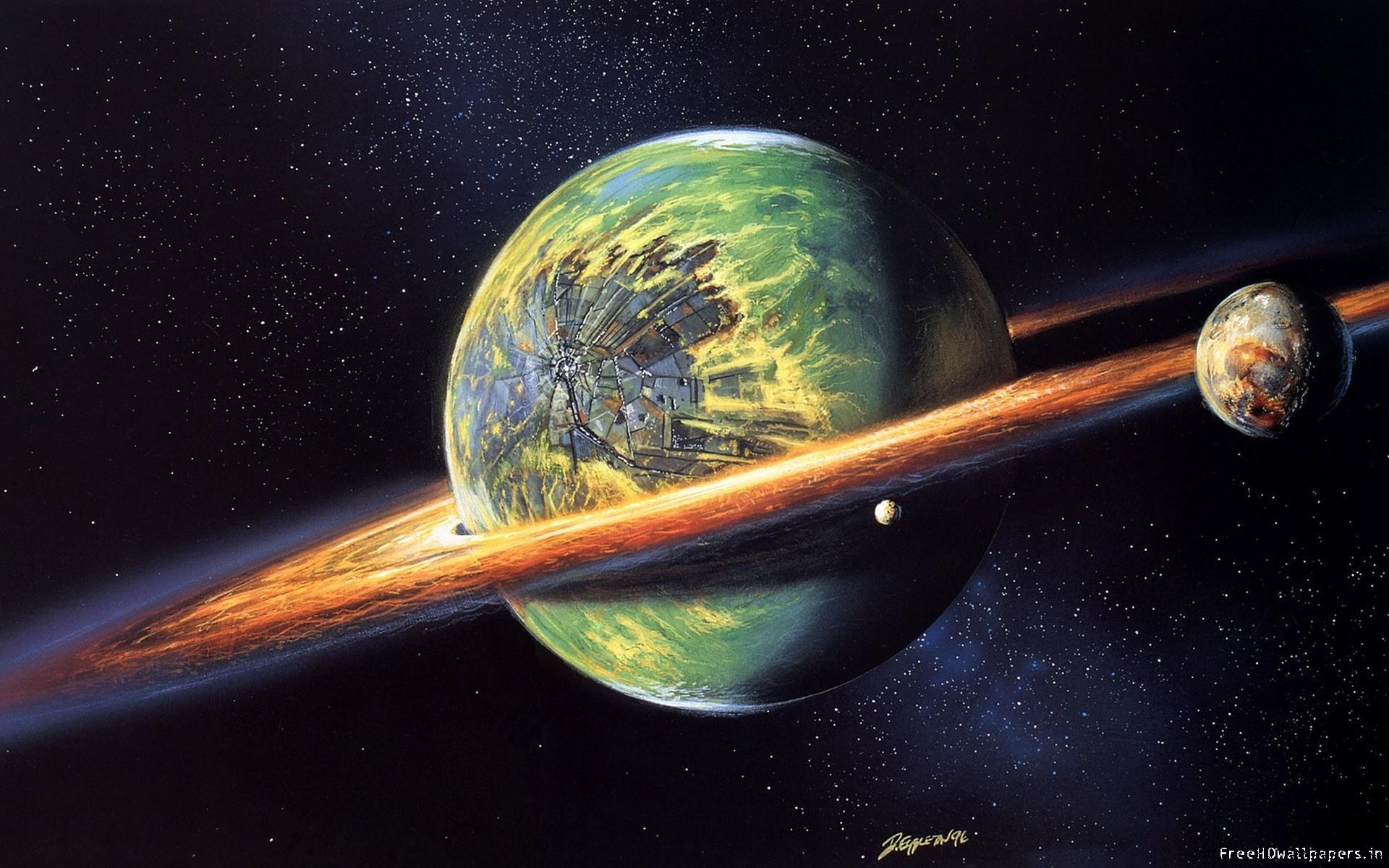 Rings Of Saturn Band Wallpaper 52 Images