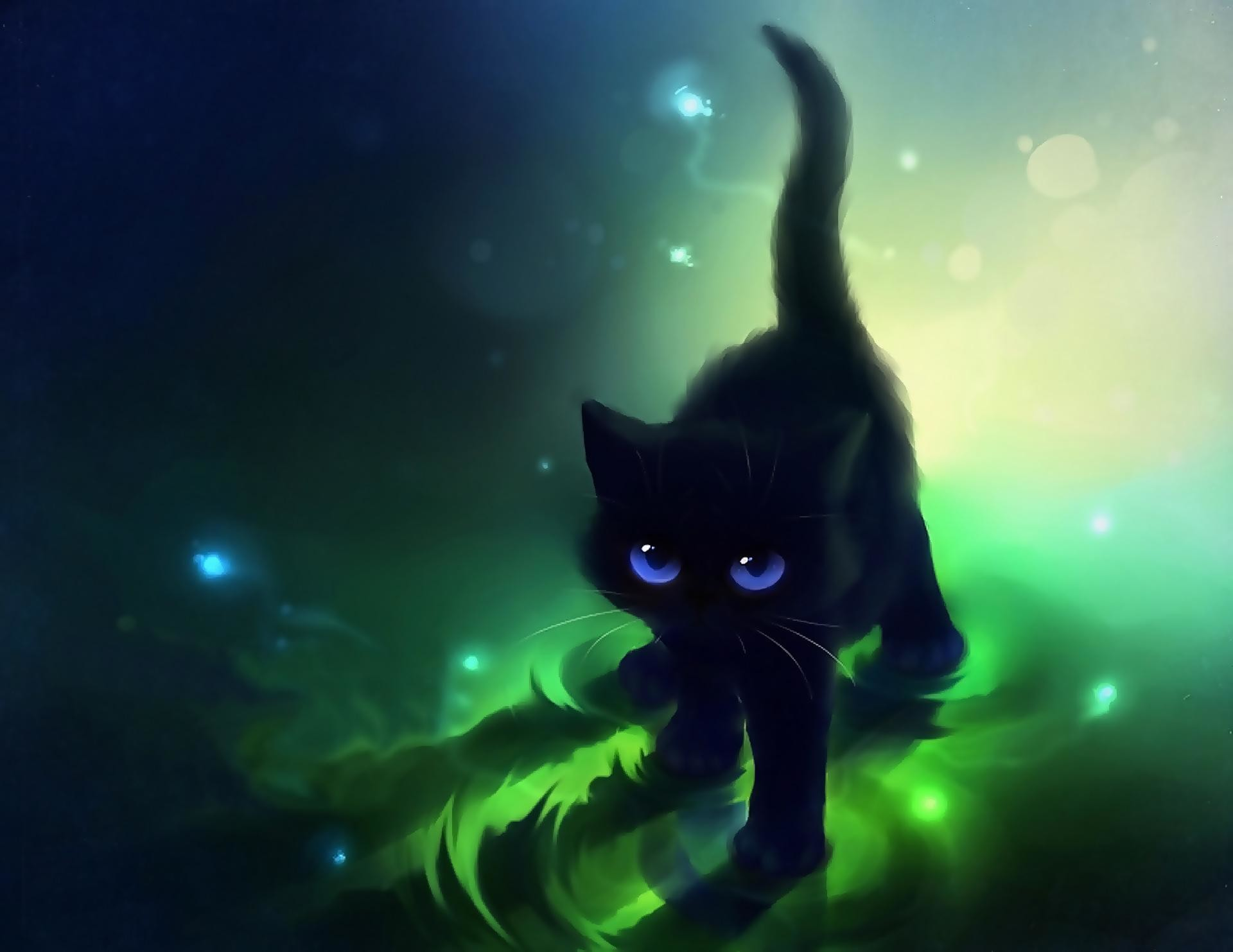 1920x1483 Images For > Cute Anime Cat Wallpapers | kittens | Pinterest .