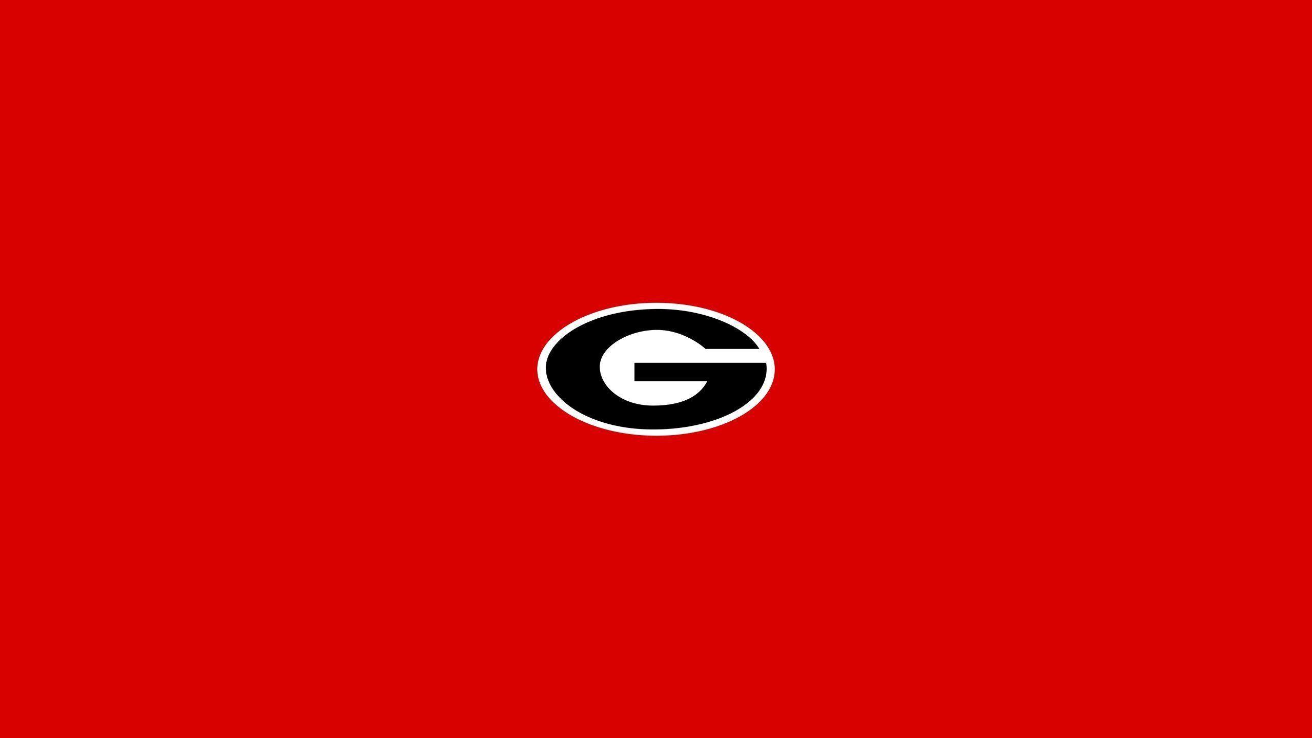 2560x1440 Georgia Bulldogs Wallpaper