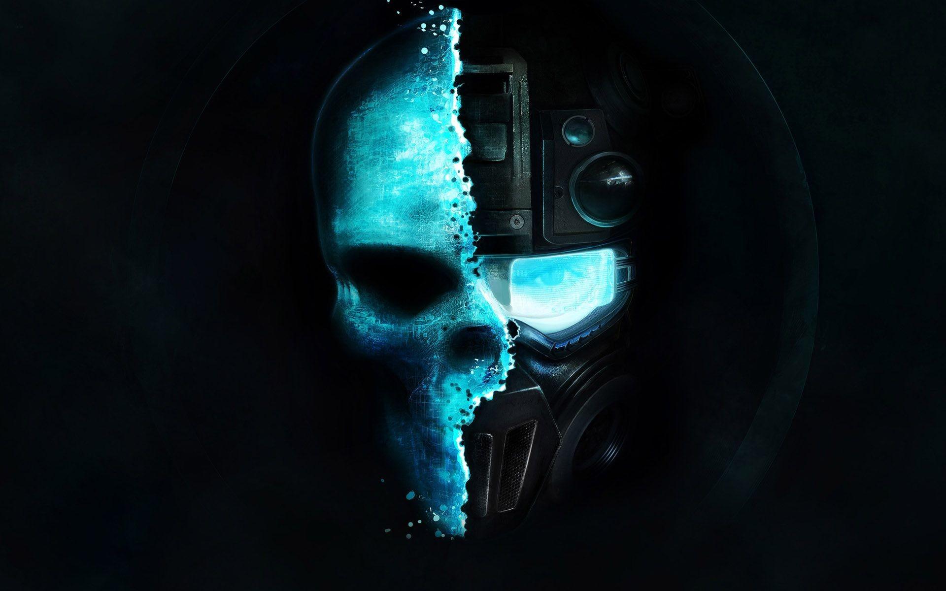 Dangerous HD Wallpaper Smoke Skull (57+ images)