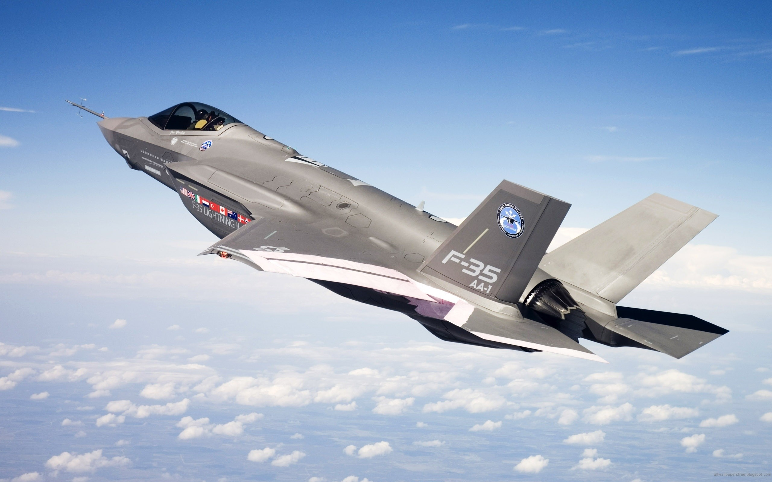 2560x1600 Title : f 35 lighting ii joint strike fighter wallpapers | wallpapers hd.  Dimension : 2560 x 1600. File Type : JPG/JPEG