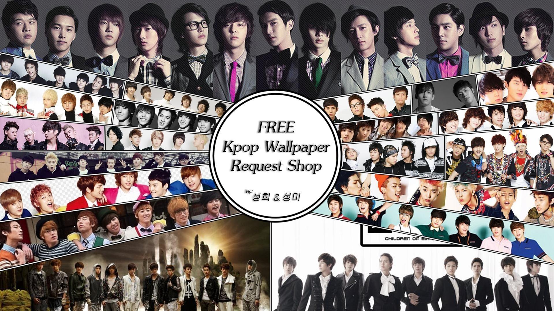 Kpop Wallpaper Hd 74 Images