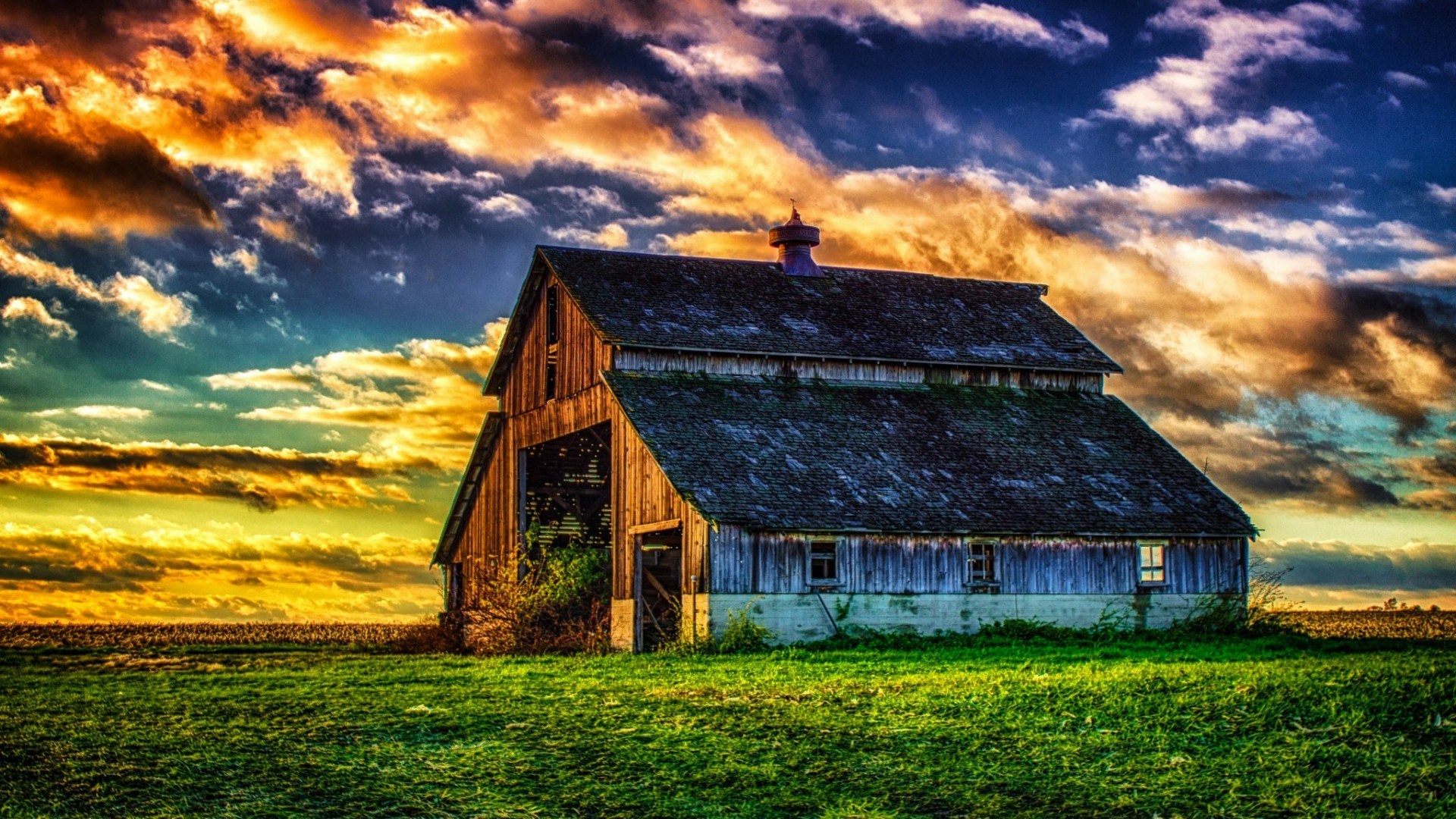 Old Barn Wallpapers  39  Images