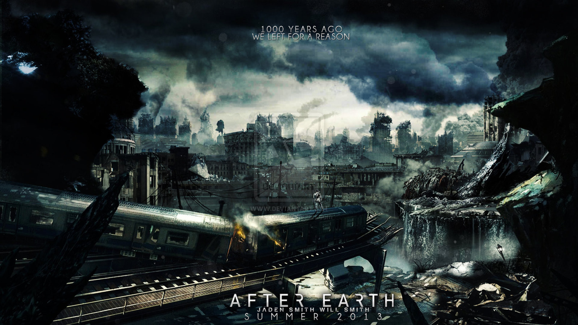 1920x1080 After Earth Movie 2013 Wallpapers HD  | ImageBank.biz