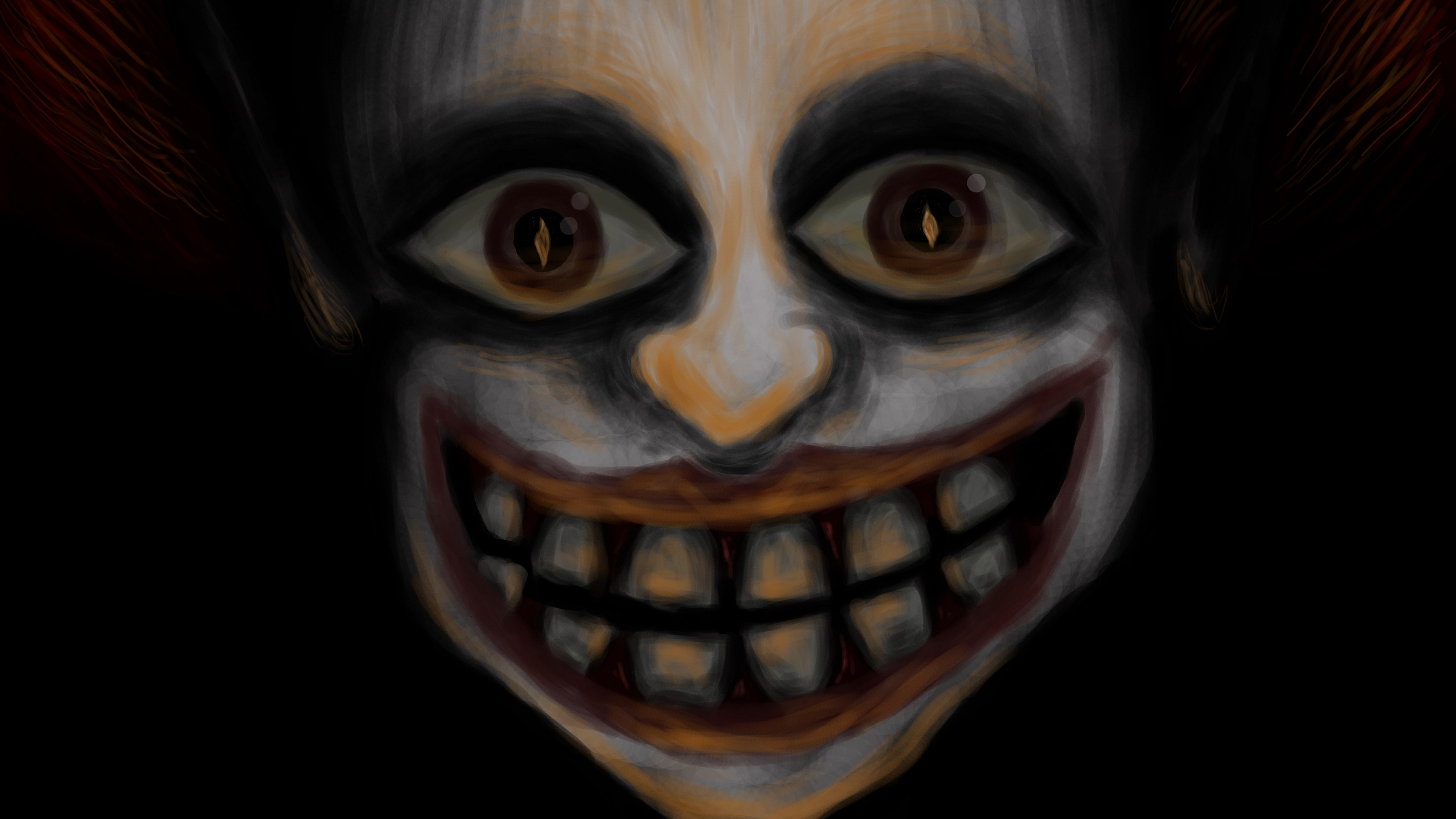 Creepy Hd Wallpaper: Scary Clown Wallpaper Screensavers (61+ Images
