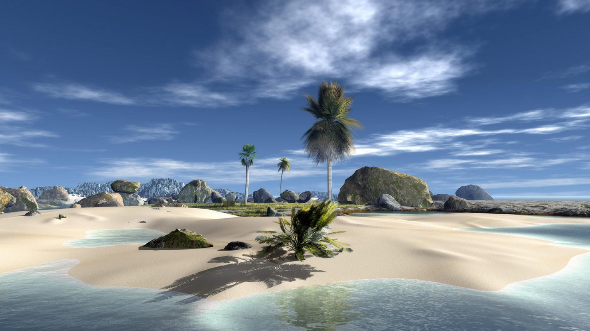 Summer Beach Backgrounds 58 Images