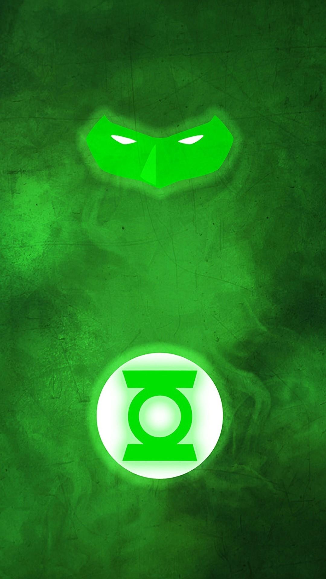 Green Lantern Logo Wallpaper (70+ images)