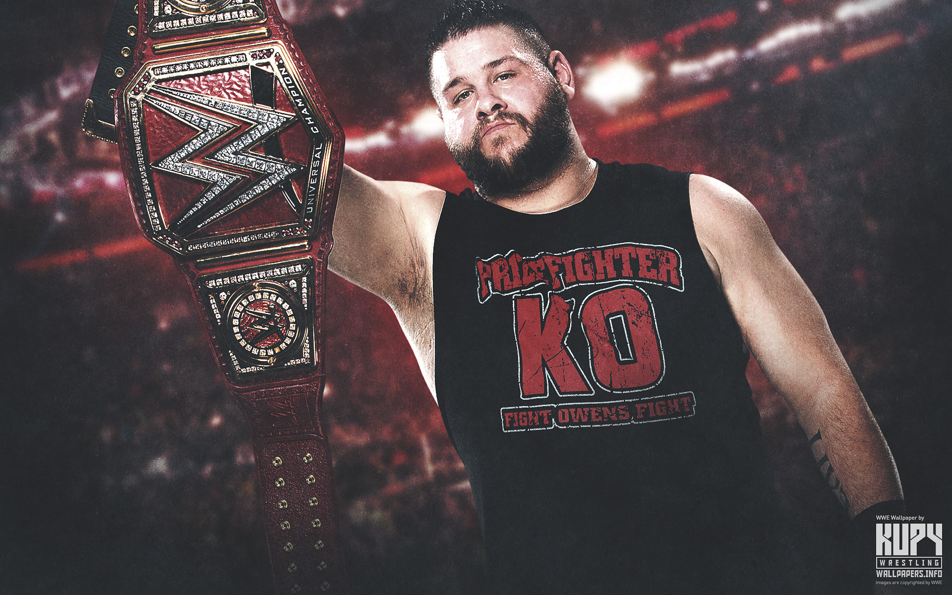 1920x1200 WWE Universal Champion Kevin Owens wallpaper 1920×1200 ...