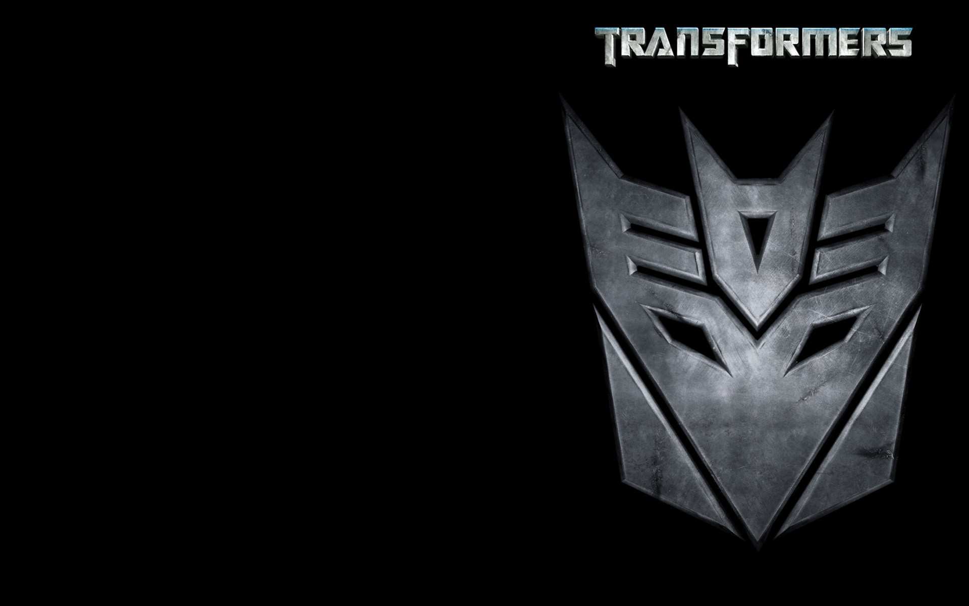 1920x1200 decepticon logo wallpaper