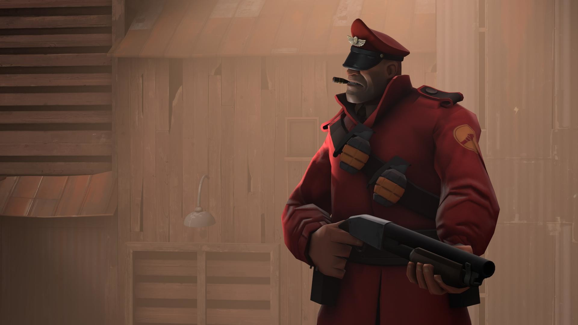 1920x1080 Tf2 Soldier Wallpapers - Wallpaper Cave