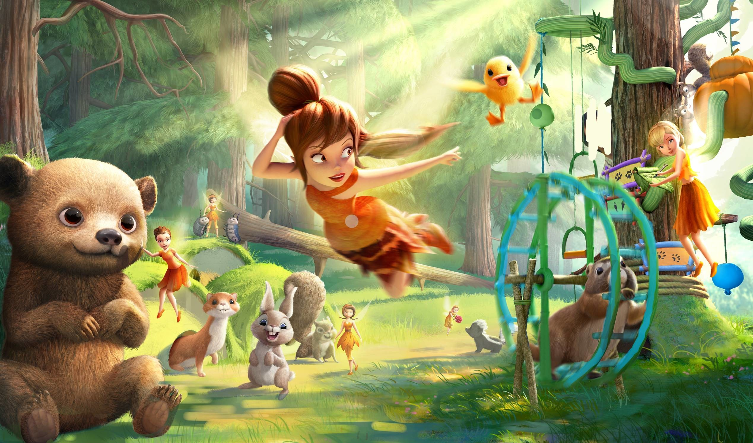 2538x1493 Nice wallpapers Tinker Bell And The Legend Of The NeverBeast px