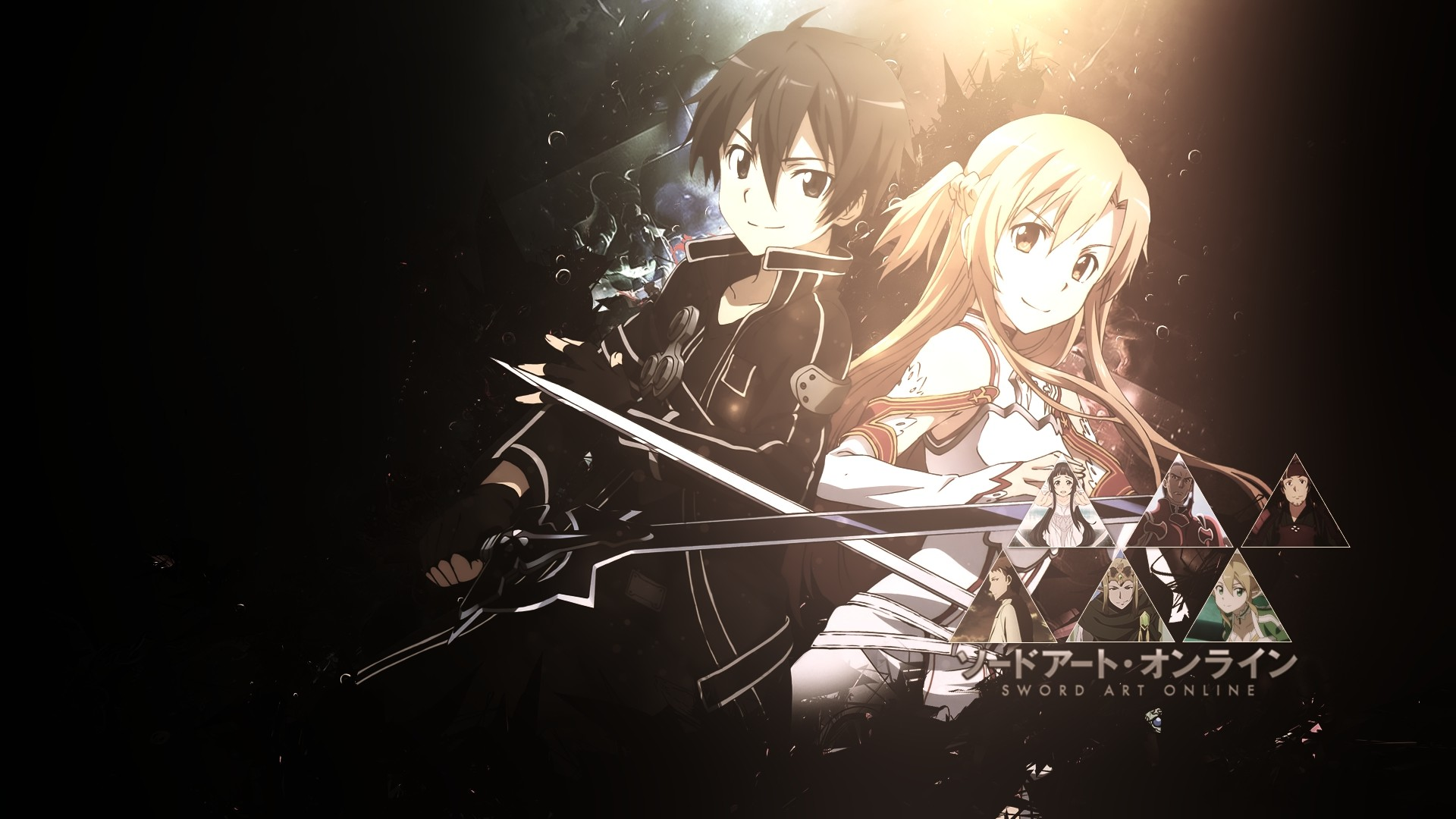 1920x1080 Sword Art Online Wallpaper (25 Wallpapers)