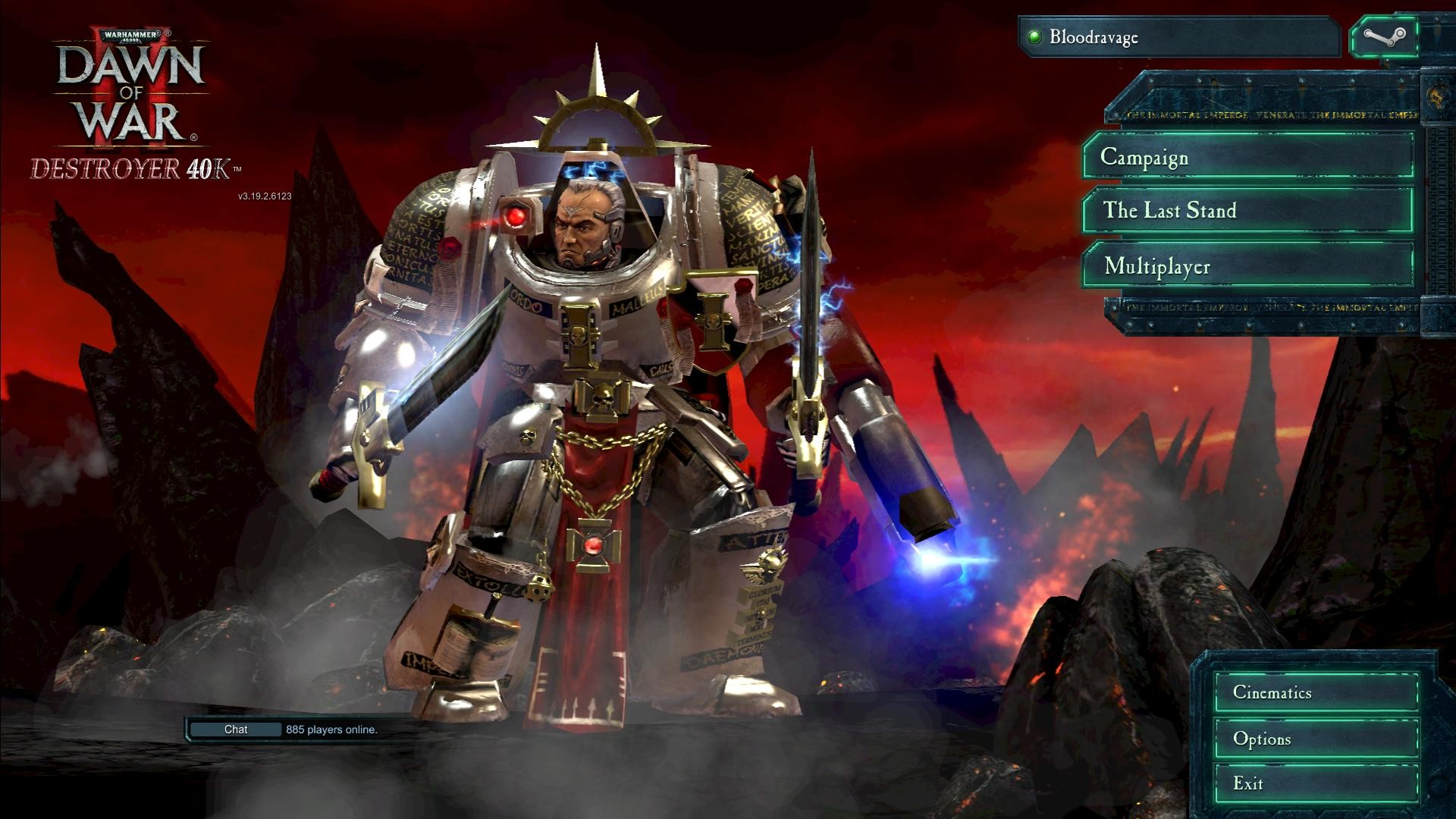 1920x1080 DoW2 Destroyer 40k Mod 2.0 AVAILABLE for Dawn of War II: Retribution - Mod  DB