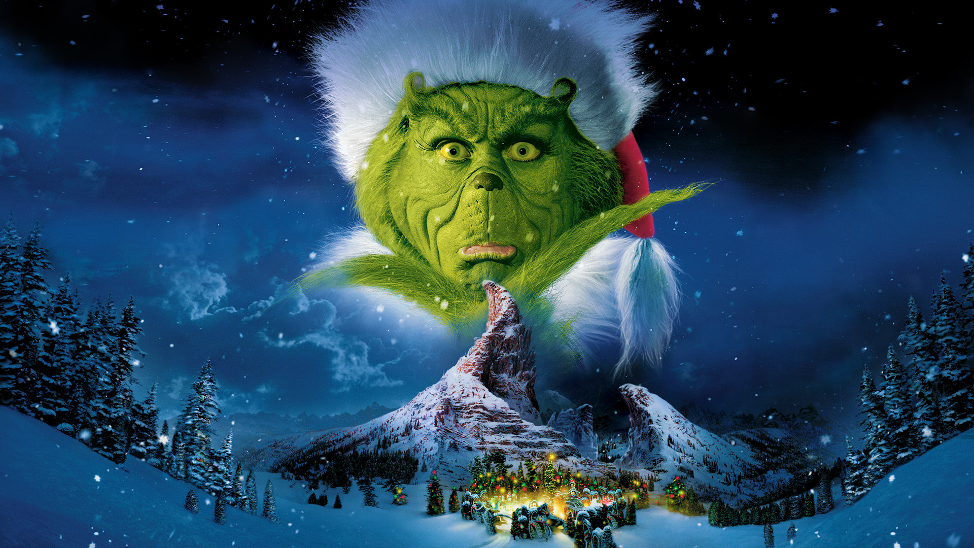 Grinch Wallpaper (64+ images)