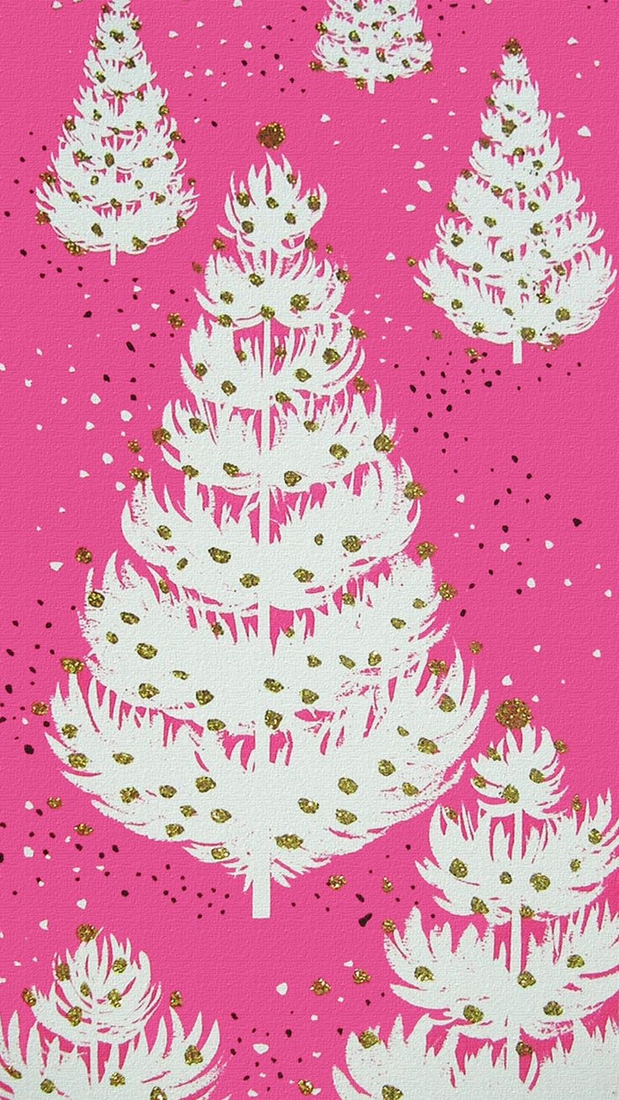 pink christmas wallpaper 61 images