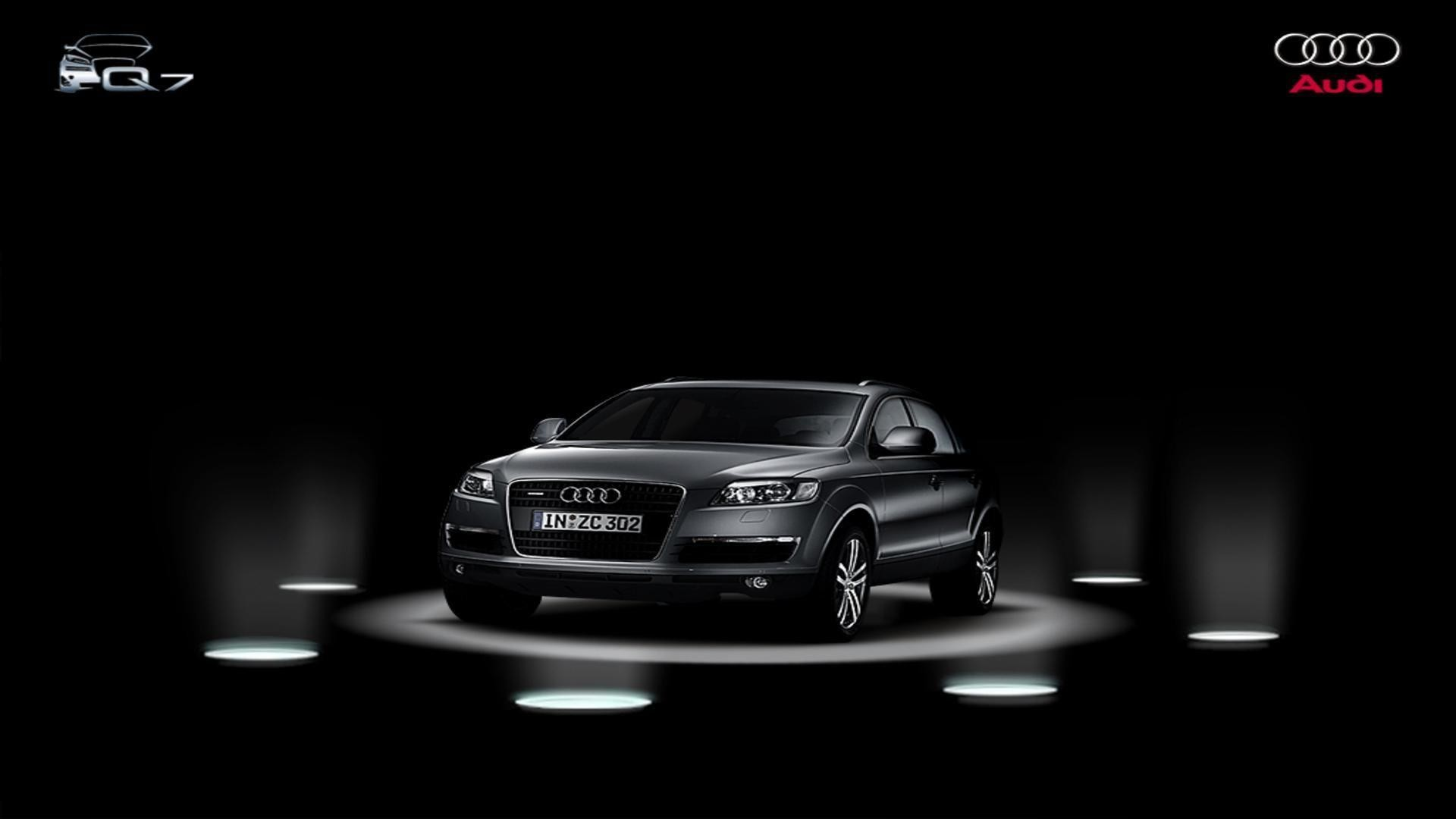 1920x1080 Audi cars black edition free desktop background - free wallpaper image