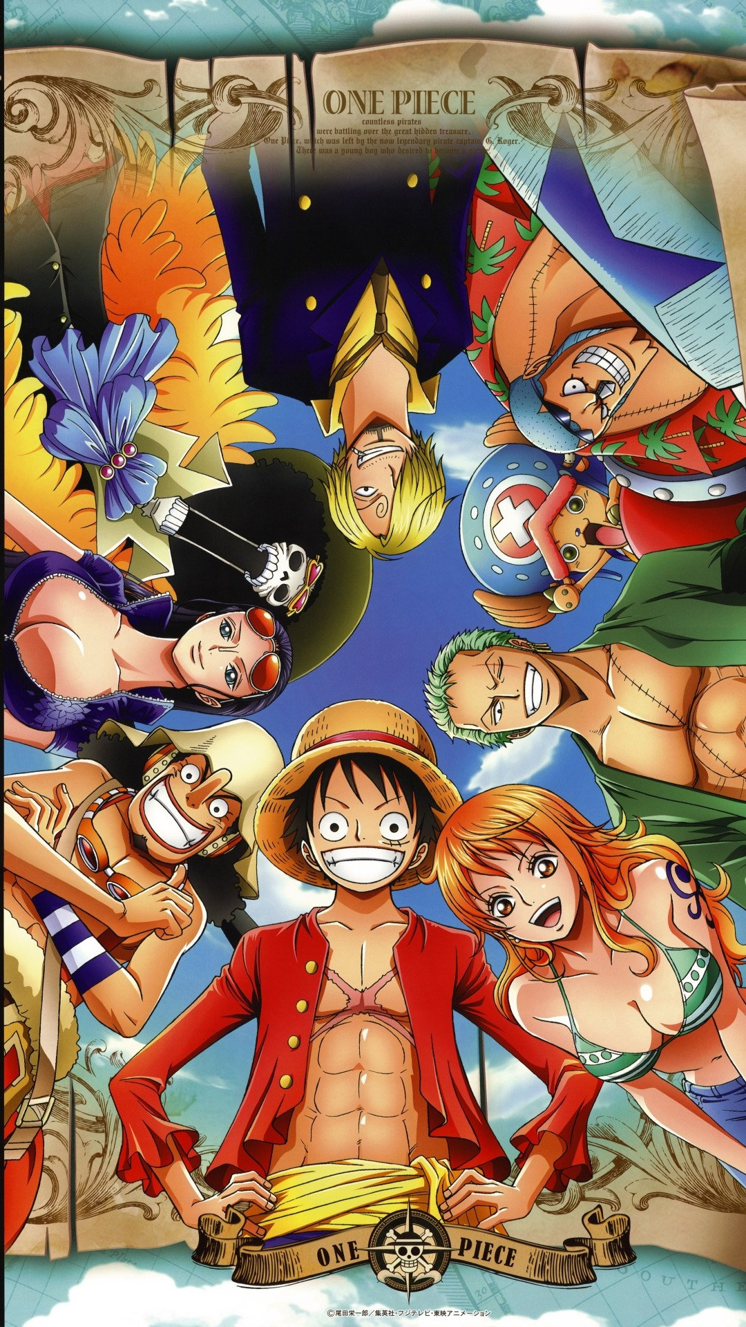 One Piece Iphone Wallpaper 76 Images