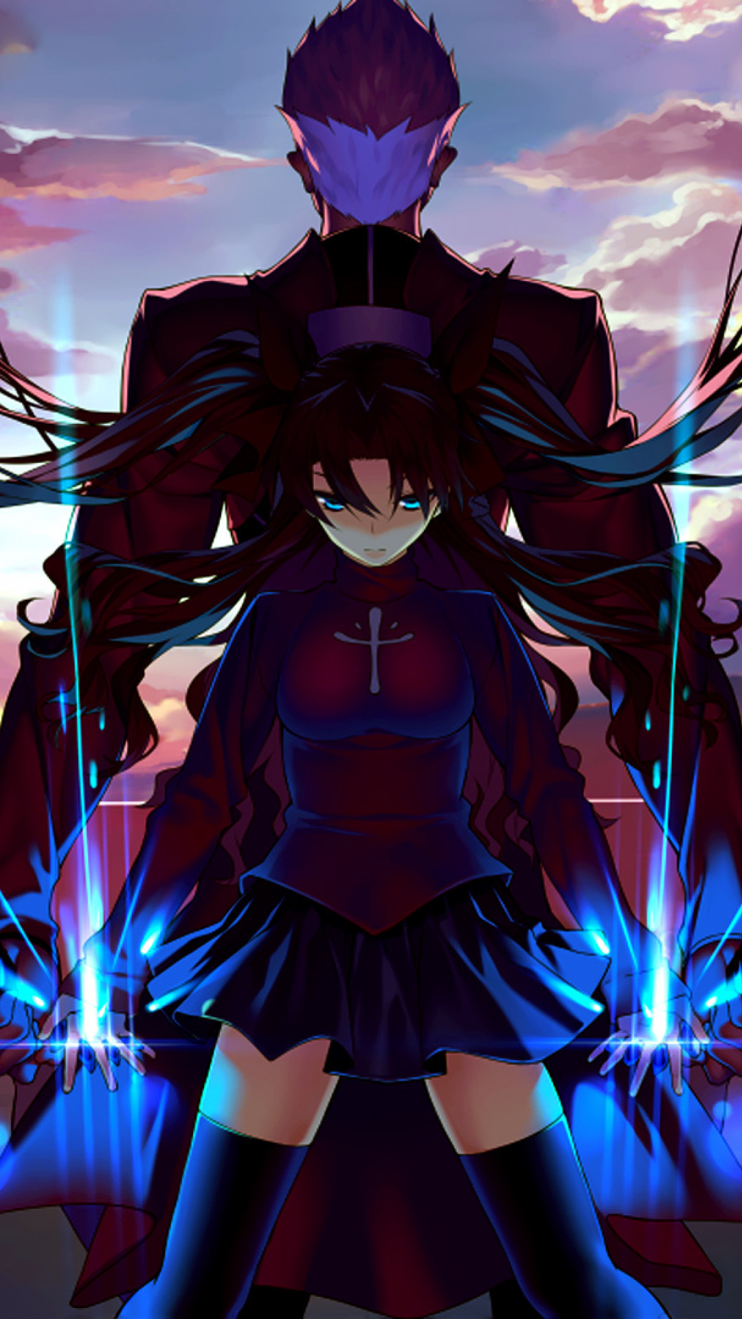Fate stay night iphone wallpaper 56 images - Fate stay night wallpaper ...