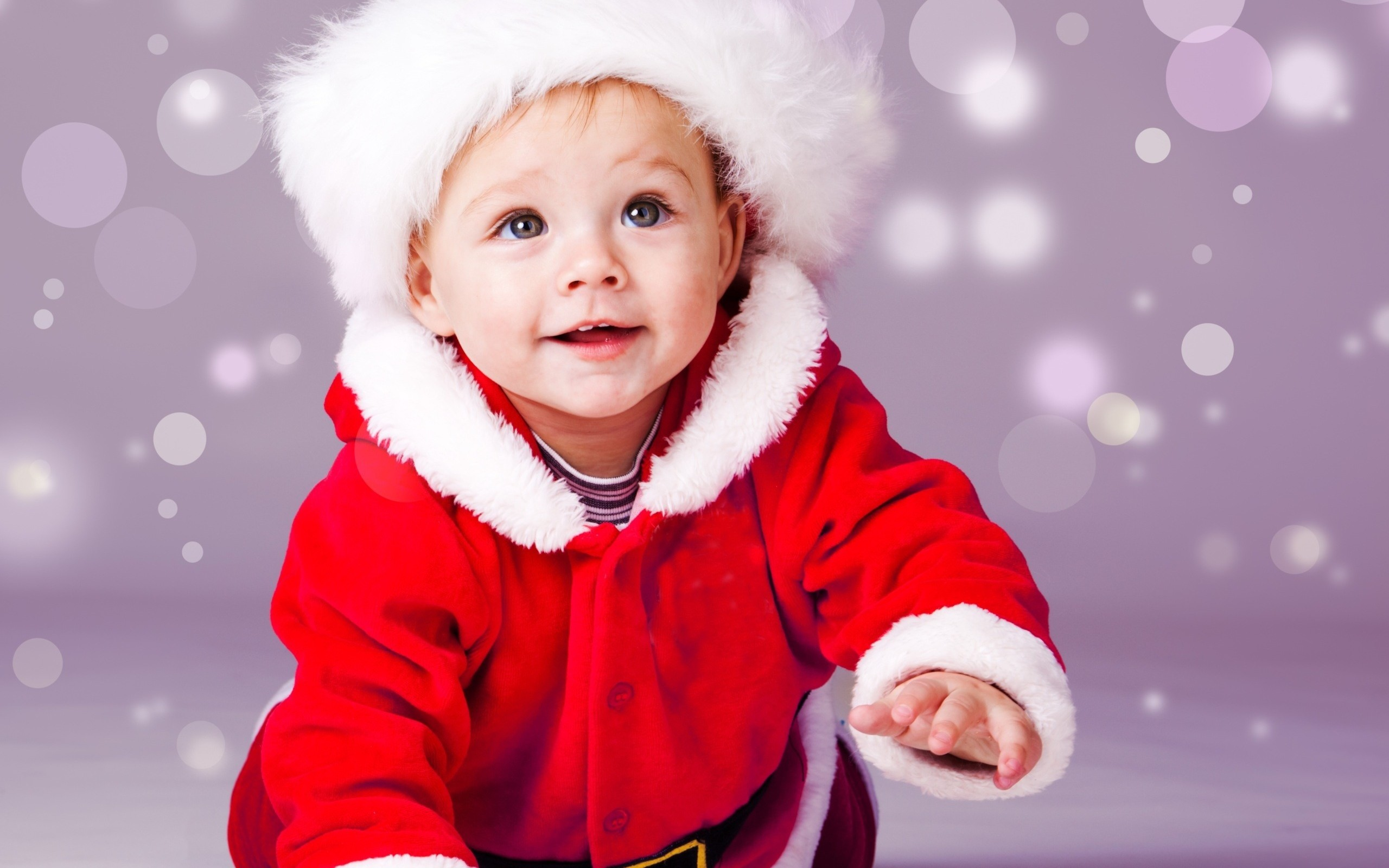 Cute Baby With Hat Wallpapers: Anne Geddes Christmas Babies Wallpaper (64+ Images