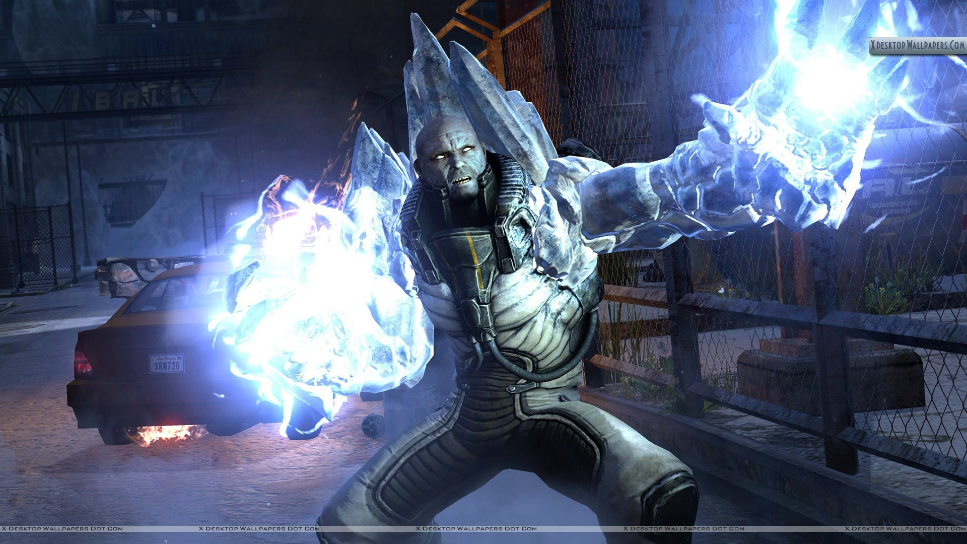 1920x1080 inFAMOUS 2 – See My Powers