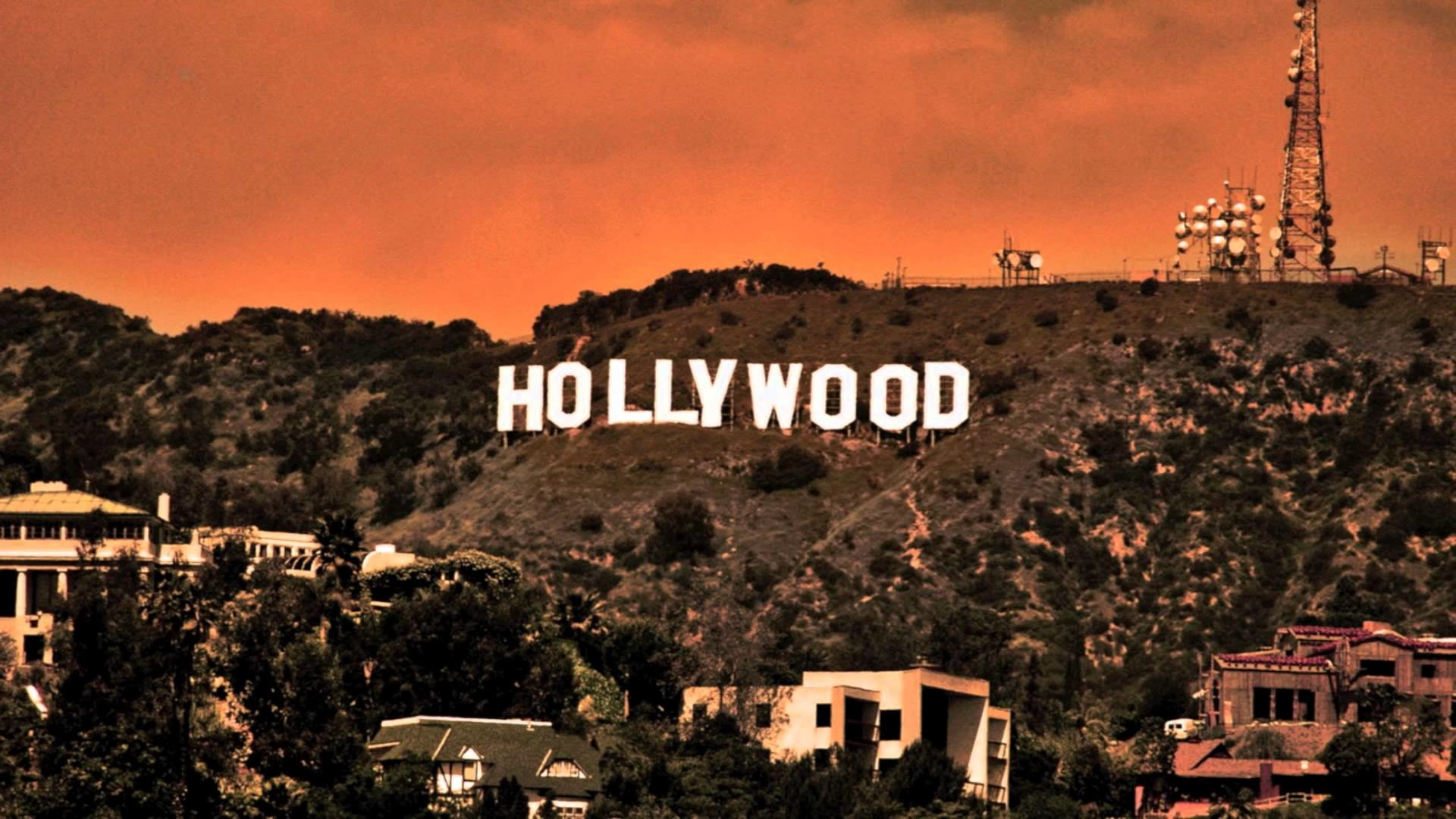 1920x1080 Images For Hollywood Sign Backgrounds
