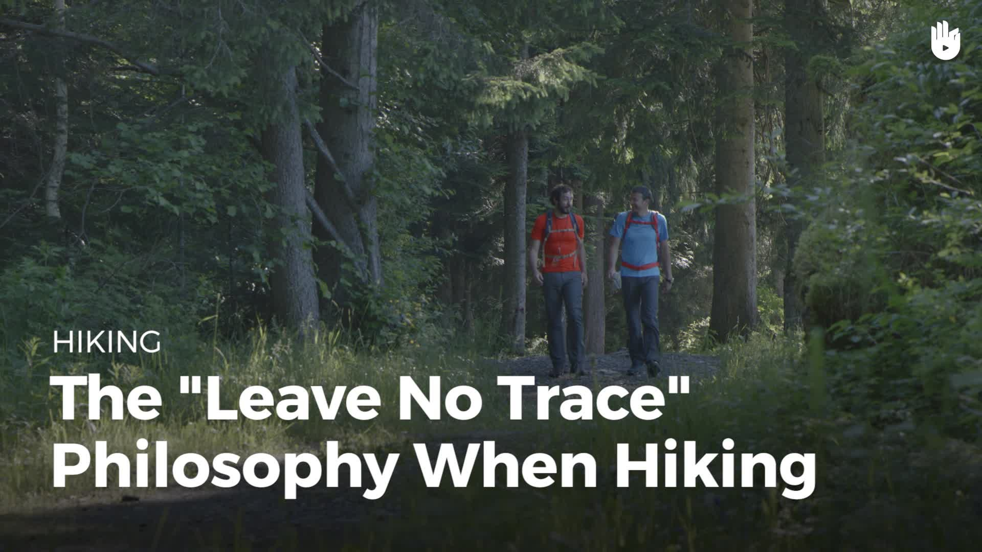 1920x1080 The Leave No Trace Principles of Backpacking - Learn About Hiking | Sikana