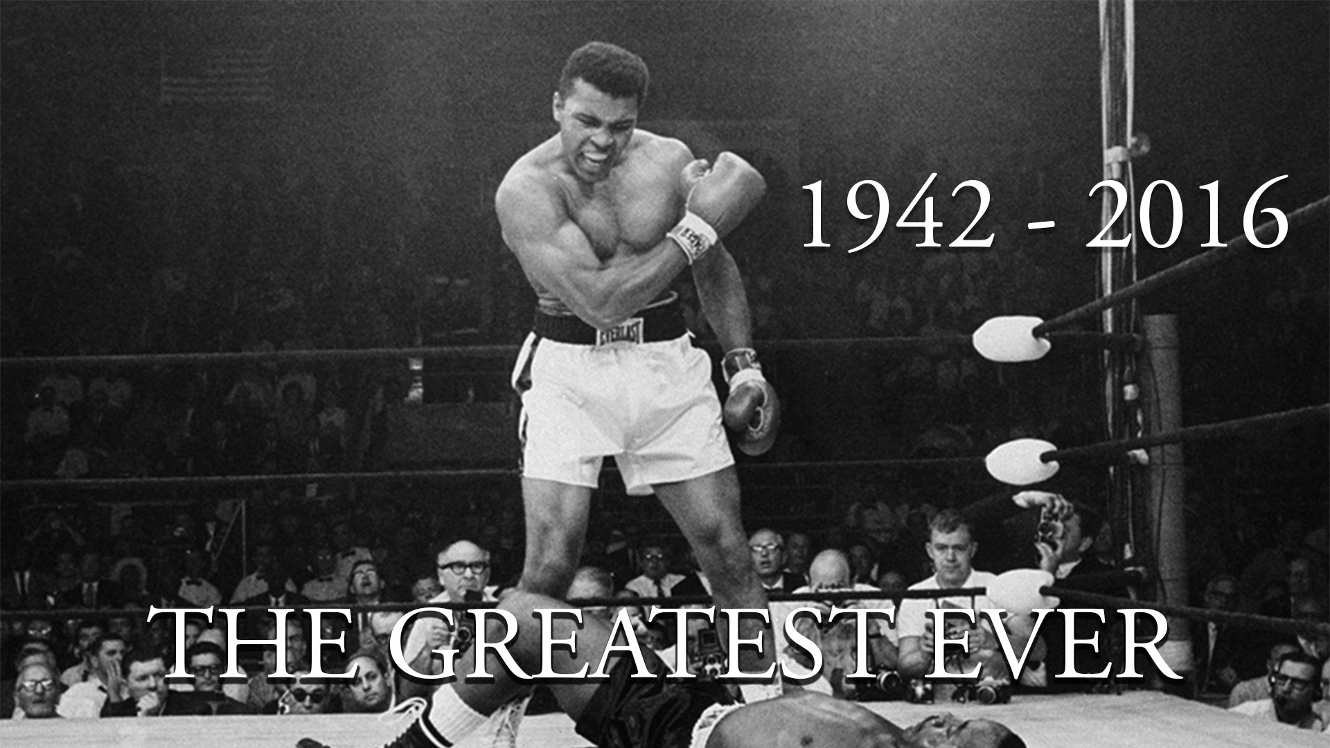 1920x1080 Muhammad Ali | The Champion, The Legend, The Greatest Ever | R.I.P. (1942 -  2016) - YouTube