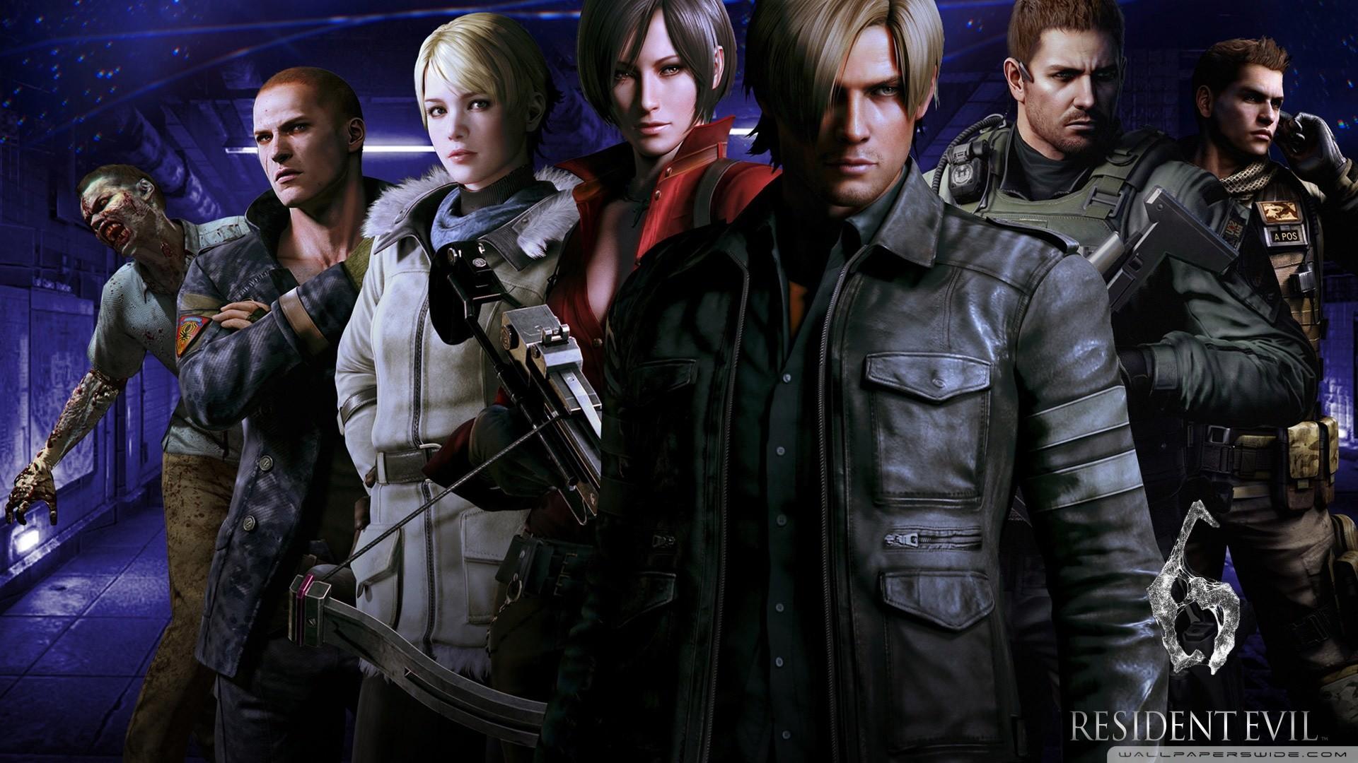 Resident Evil 6 Wallpaper 1080p 83 Images