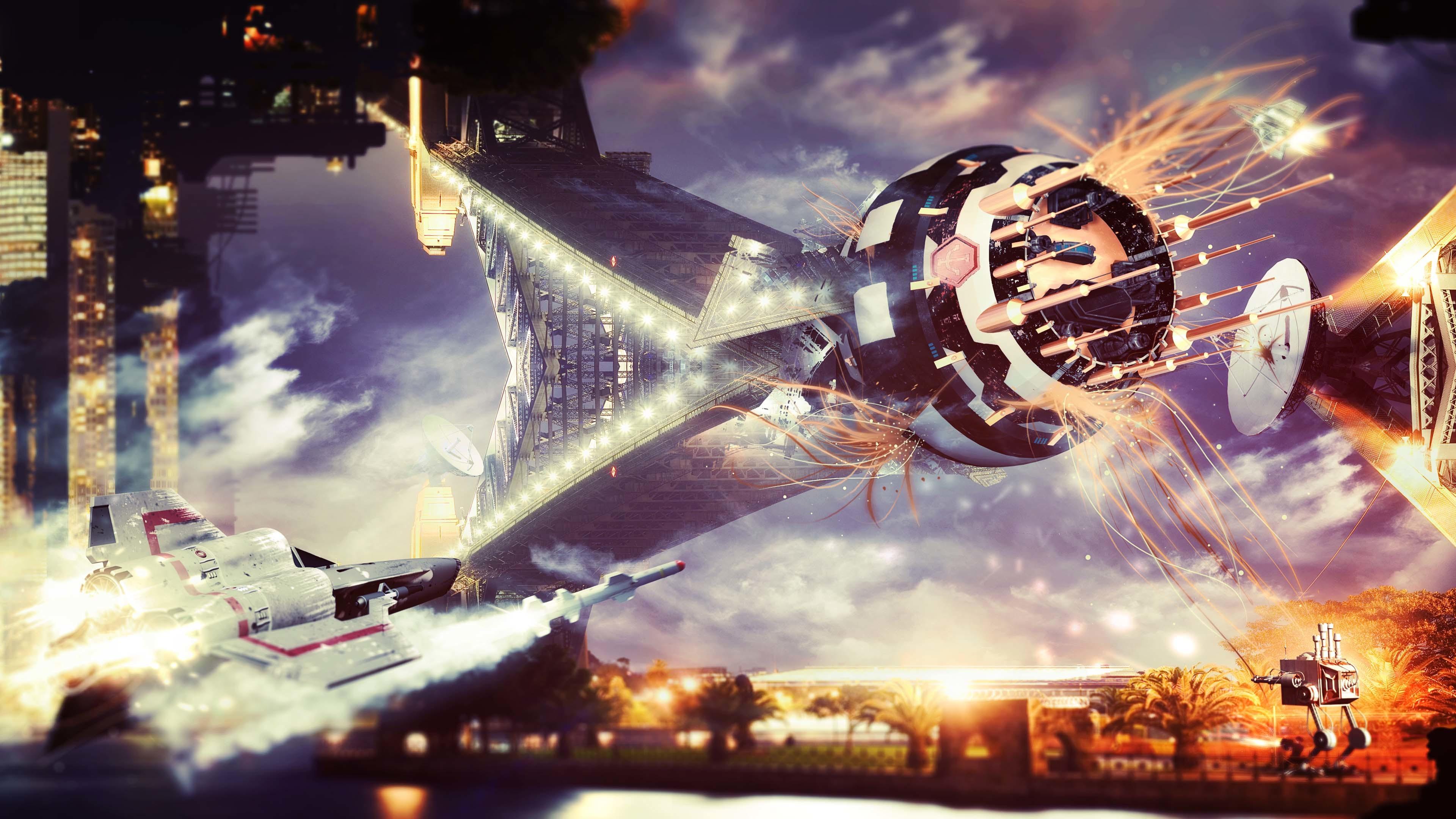 4K Sci Fi Wallpaper (47+ Images