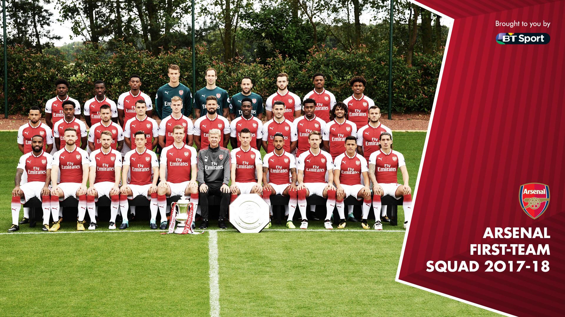 b865f61c Arsenal Wallpaper 2018 (86+ images)