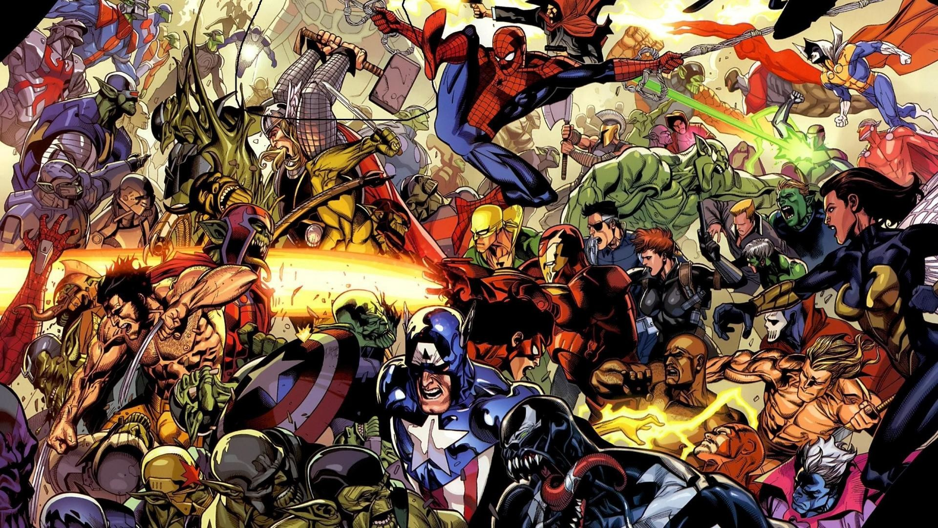 marvel characters wallpaper  All Marvel Characters Wallpaper (61  images)